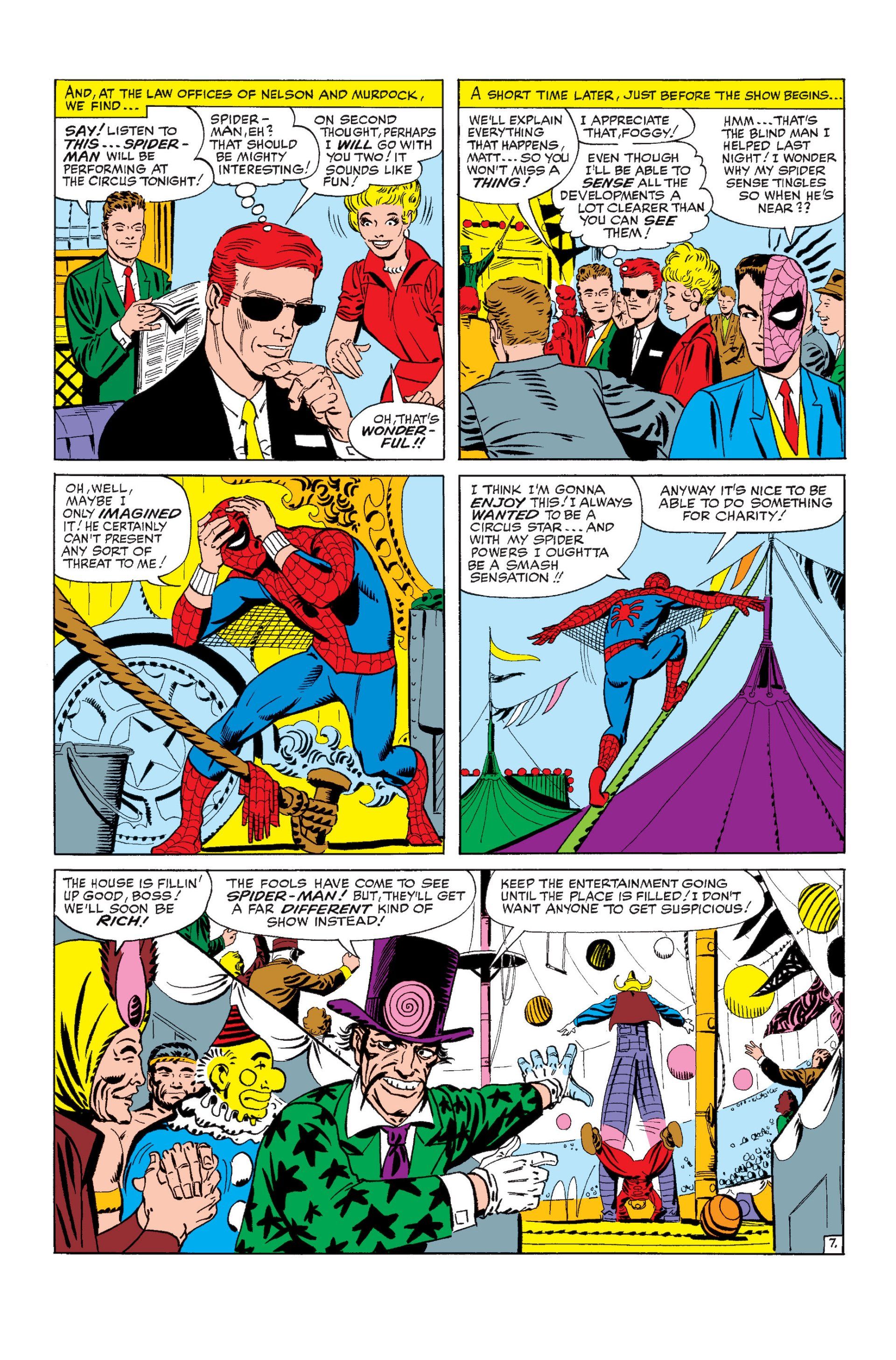 The Amazing Spider-Man (1963) 16 Page 7