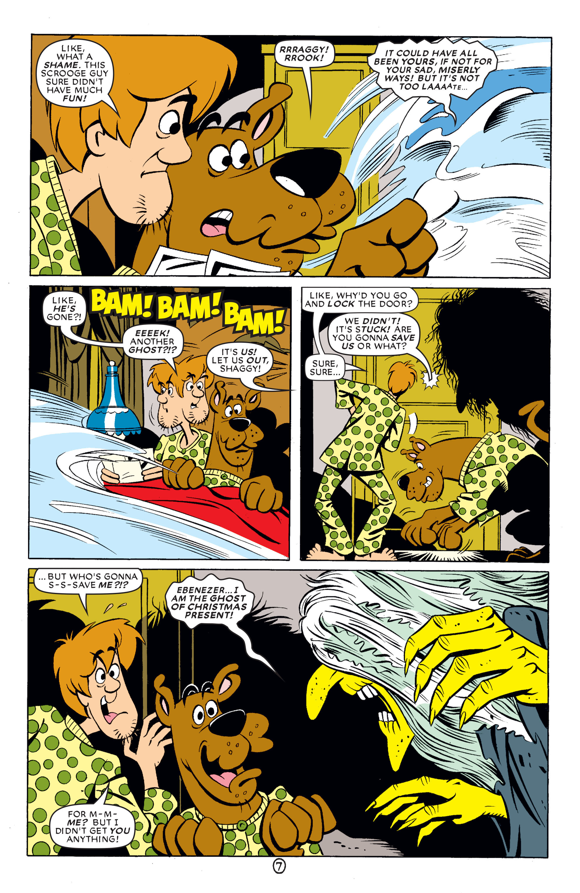 Read online Scooby-Doo (1997) comic -  Issue #67 - 20