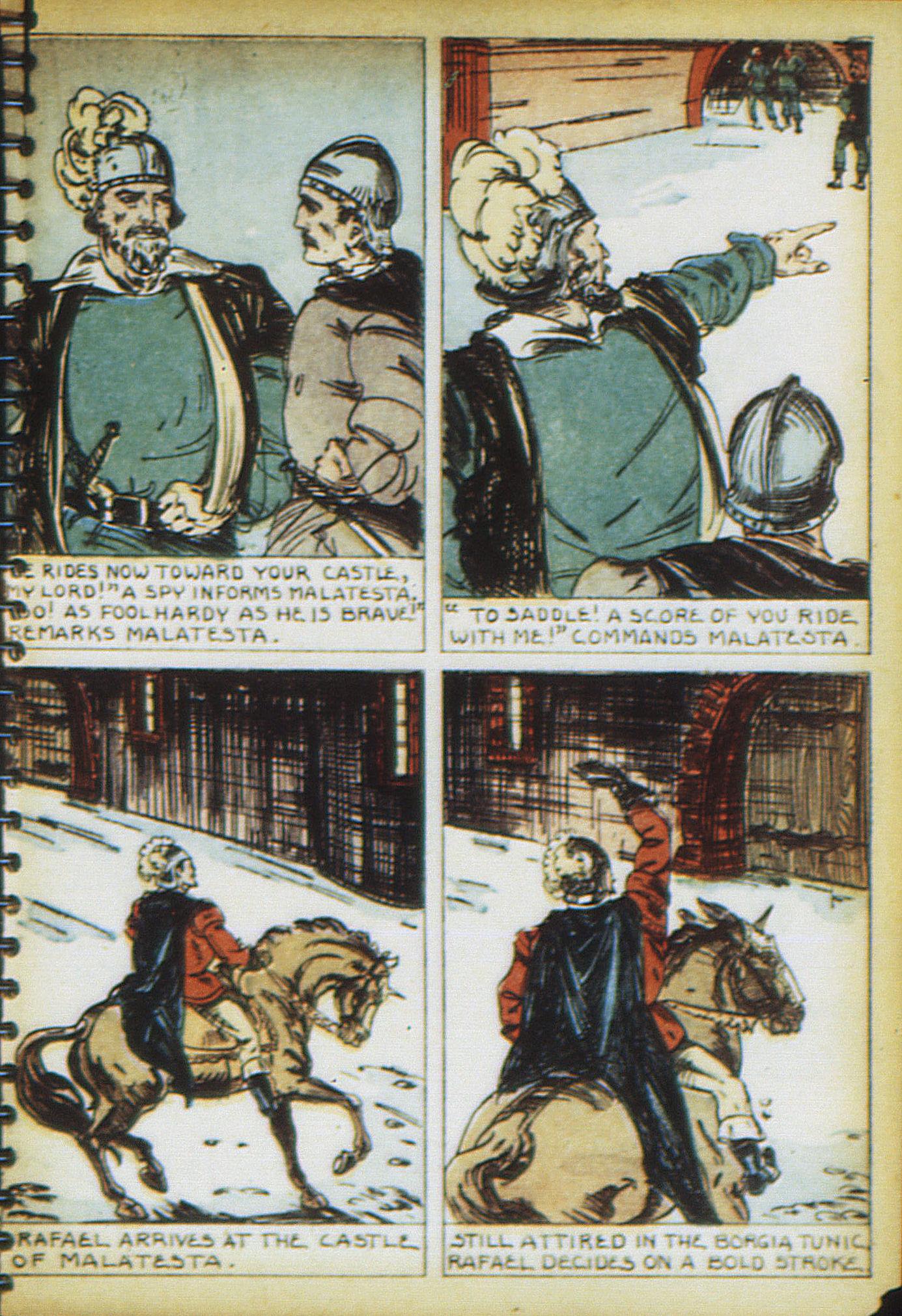 Read online Adventure Comics (1938) comic -  Issue #13 - 57