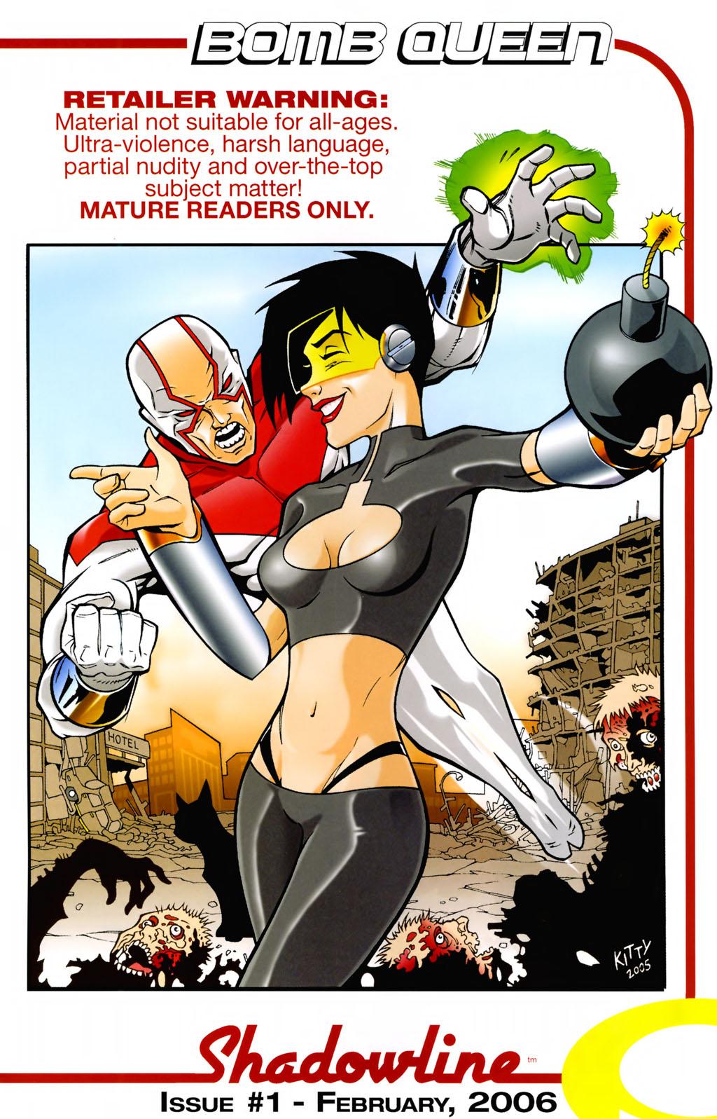 Read online ShadowHawk (2005) comic -  Issue #8 - 27