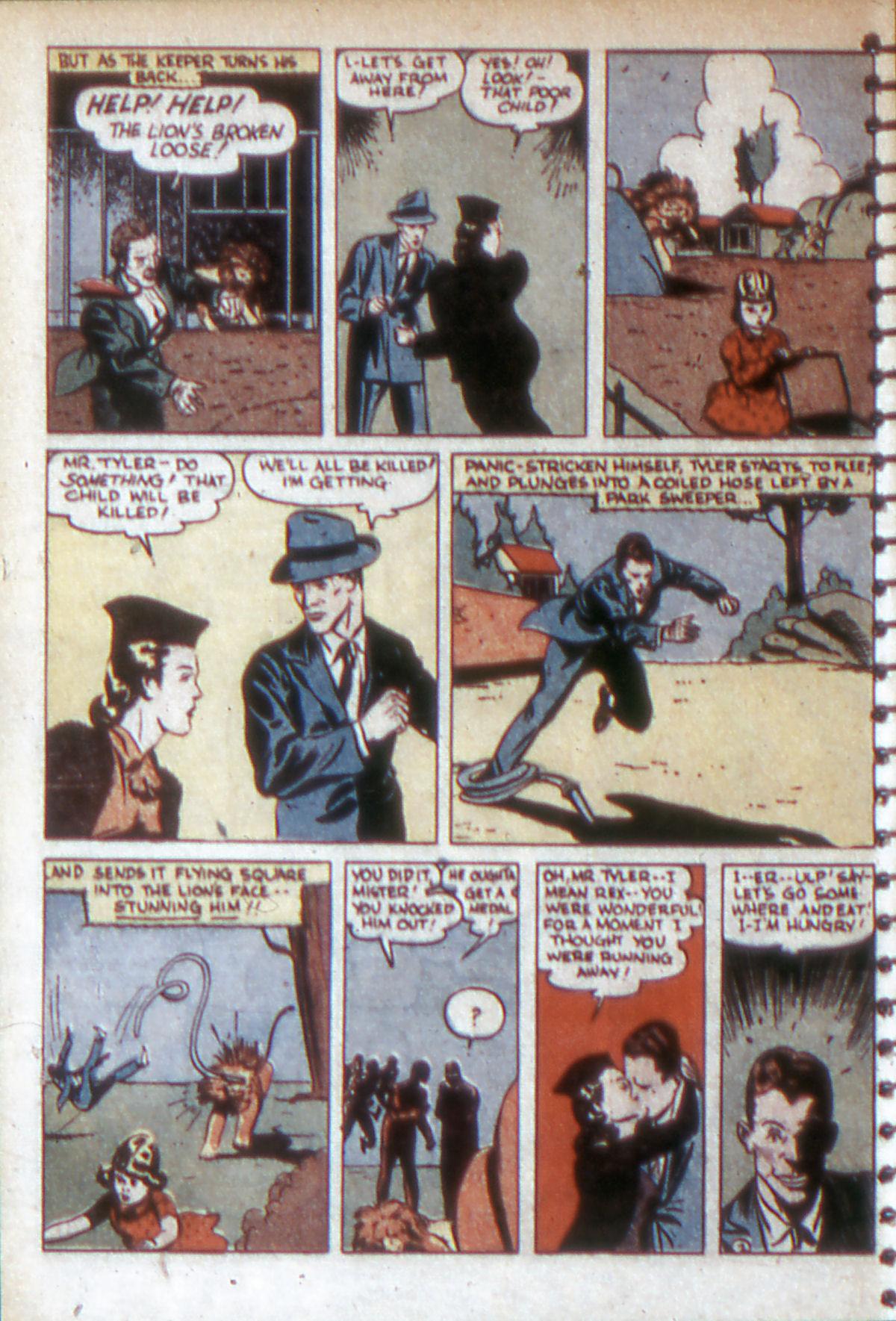 Read online Adventure Comics (1938) comic -  Issue #53 - 5