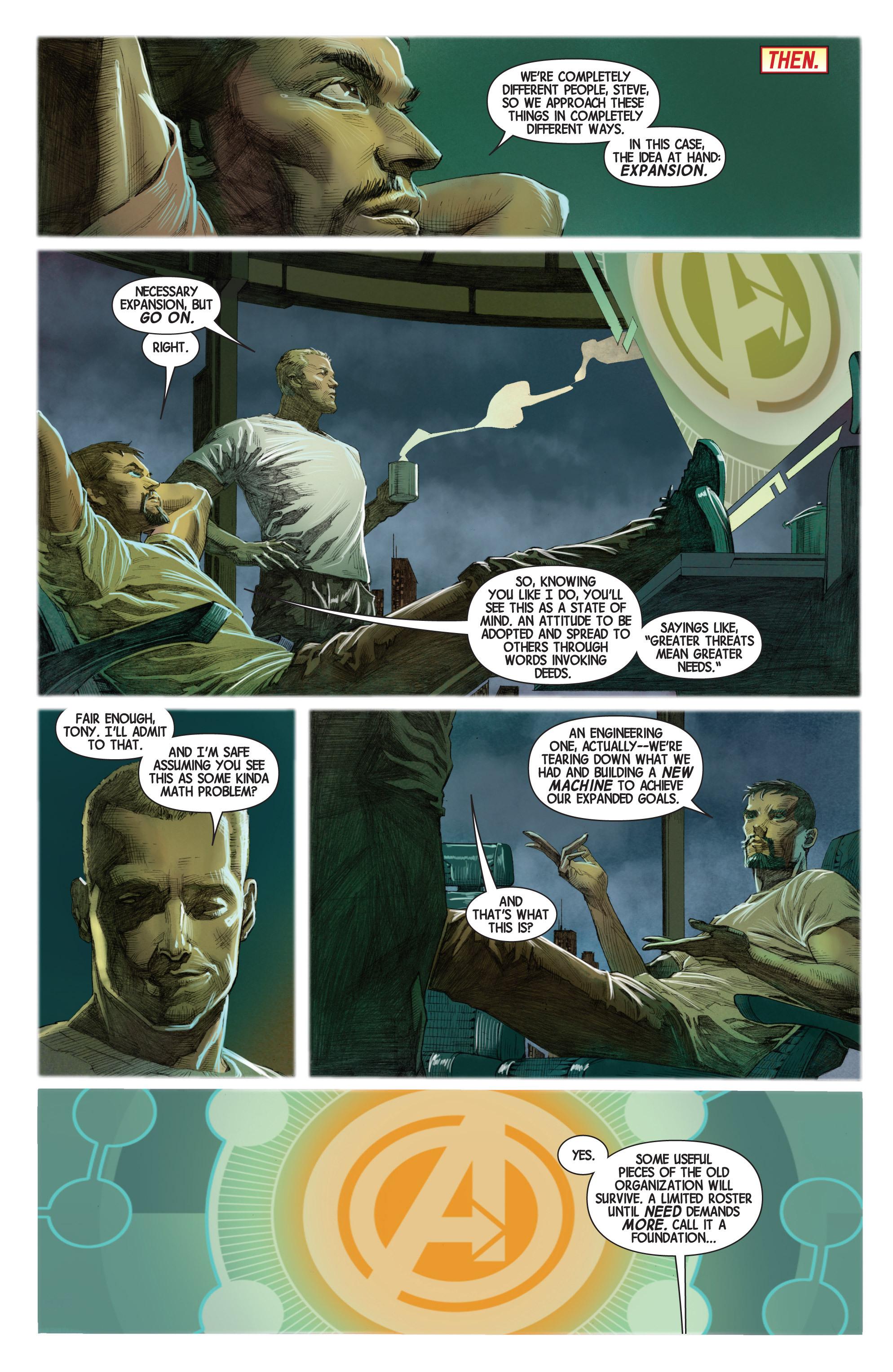 Read online Avengers (2013) comic -  Issue #Avengers (2013) _TPB 1 - 38