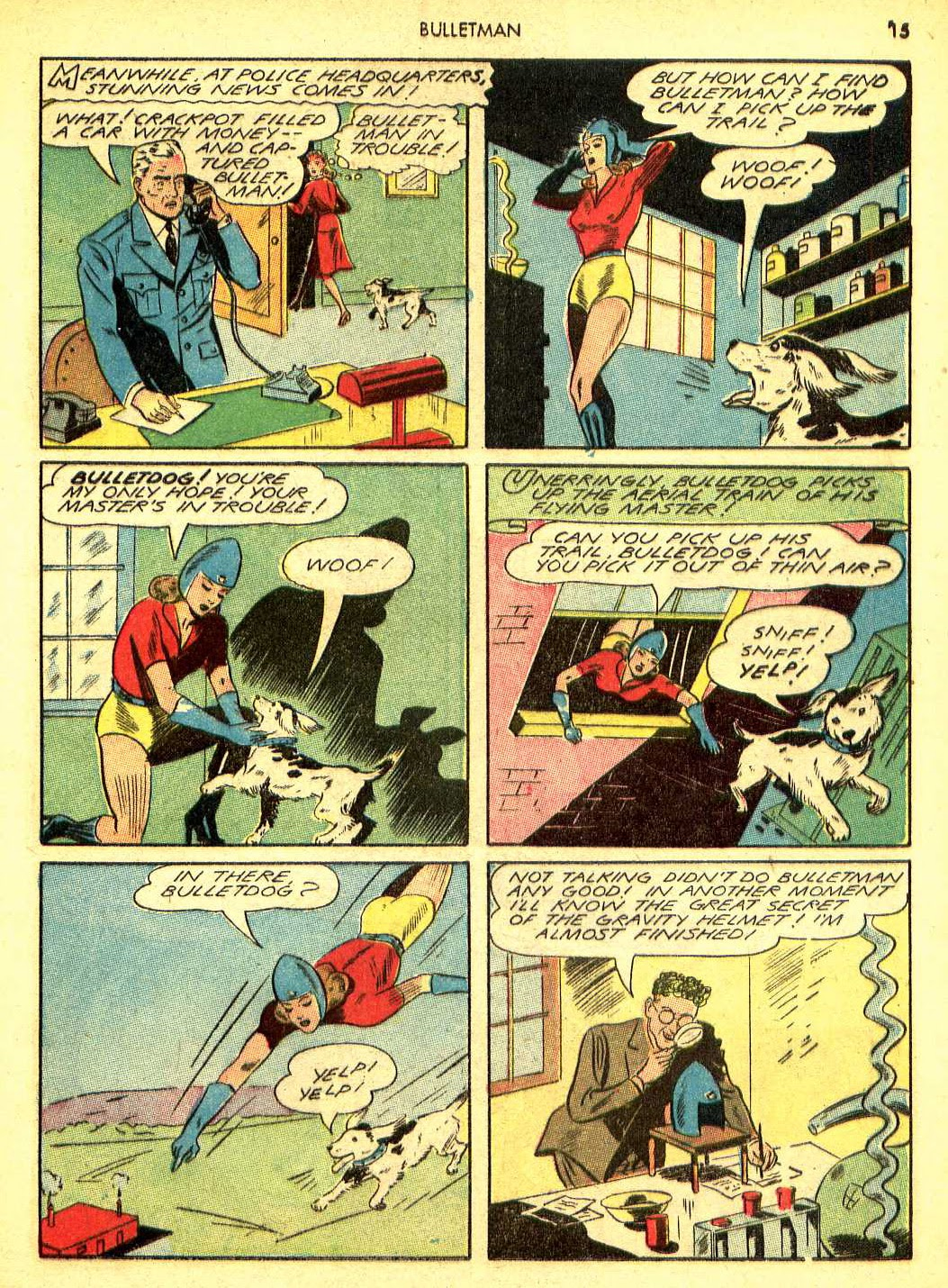 Bulletman issue 12 - Page 14