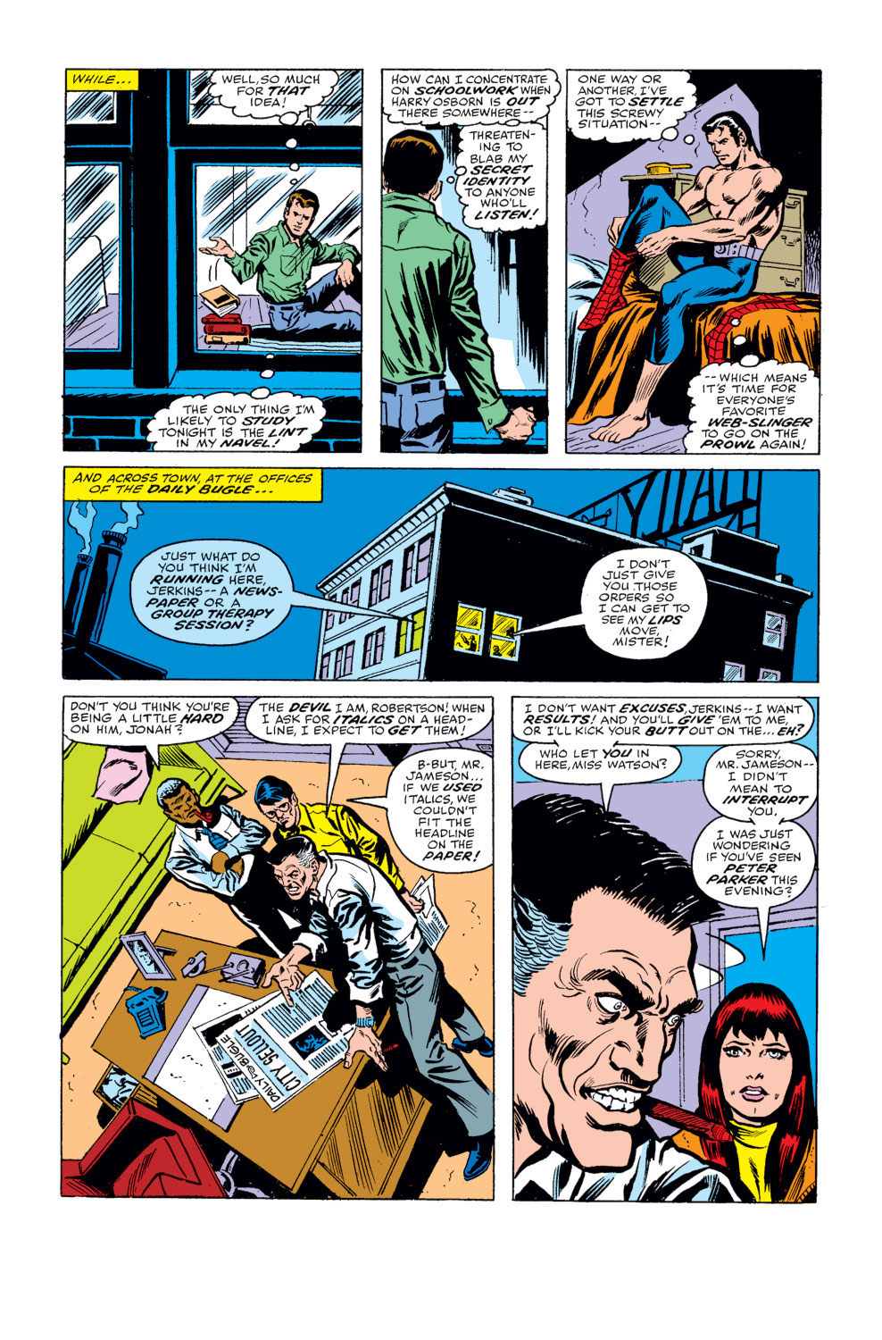 The Amazing Spider-Man (1963) 178 Page 10