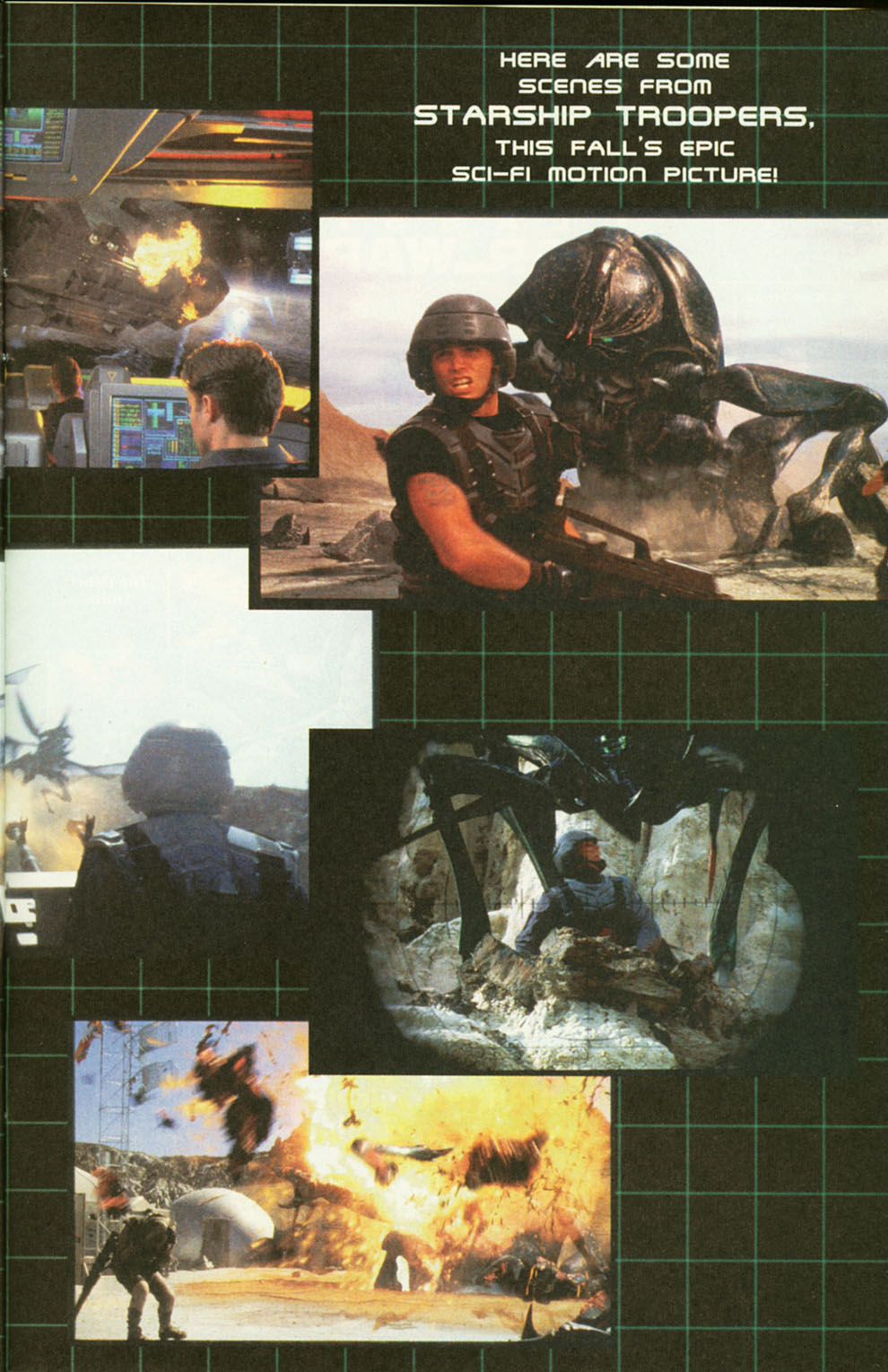 Read online Starship Troopers comic -  Issue #2 - 26