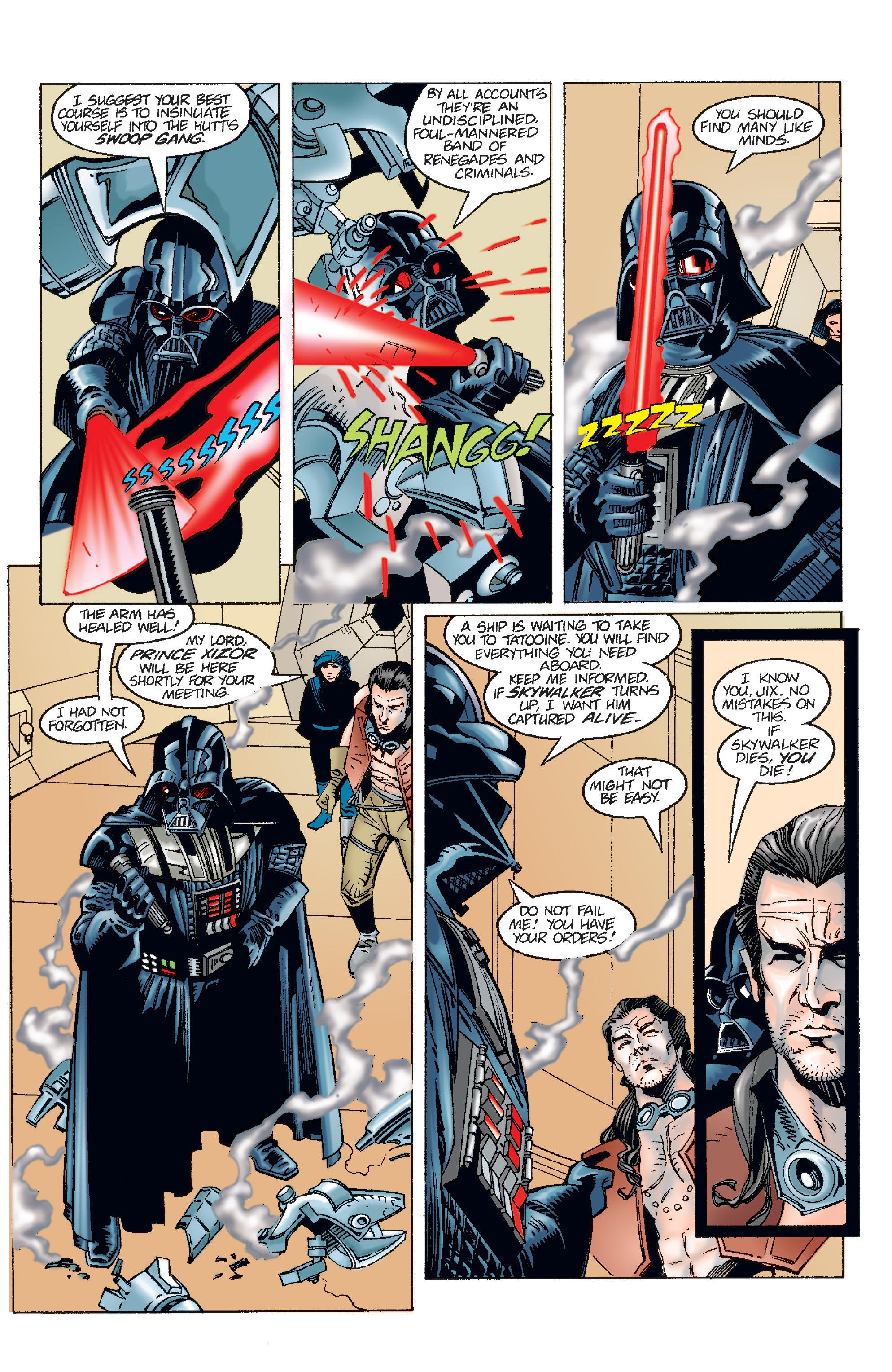 Read online Star Wars Omnibus comic -  Issue # Vol. 11 - 33
