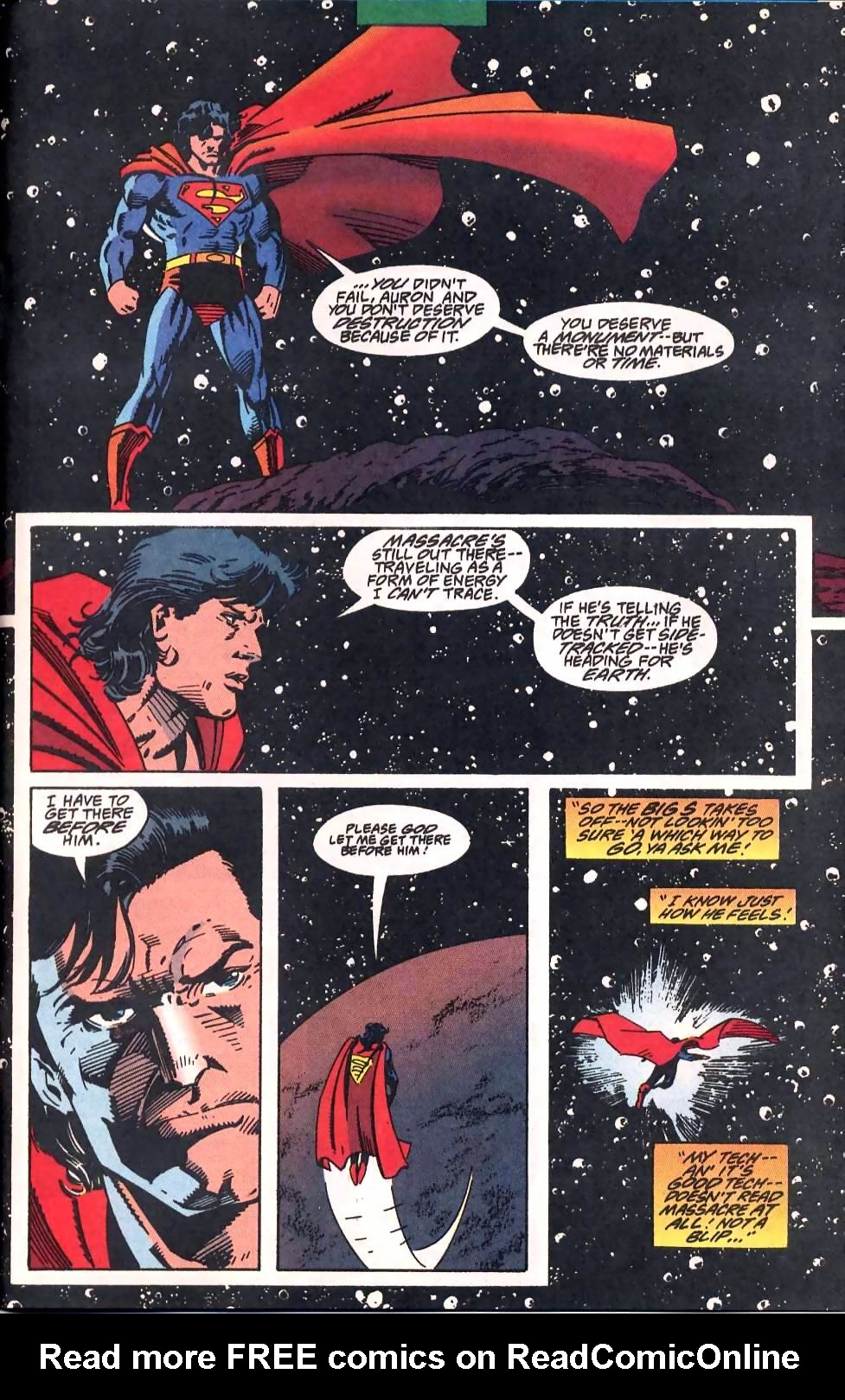 Read online Adventures of Superman (1987) comic -  Issue #509 - 23