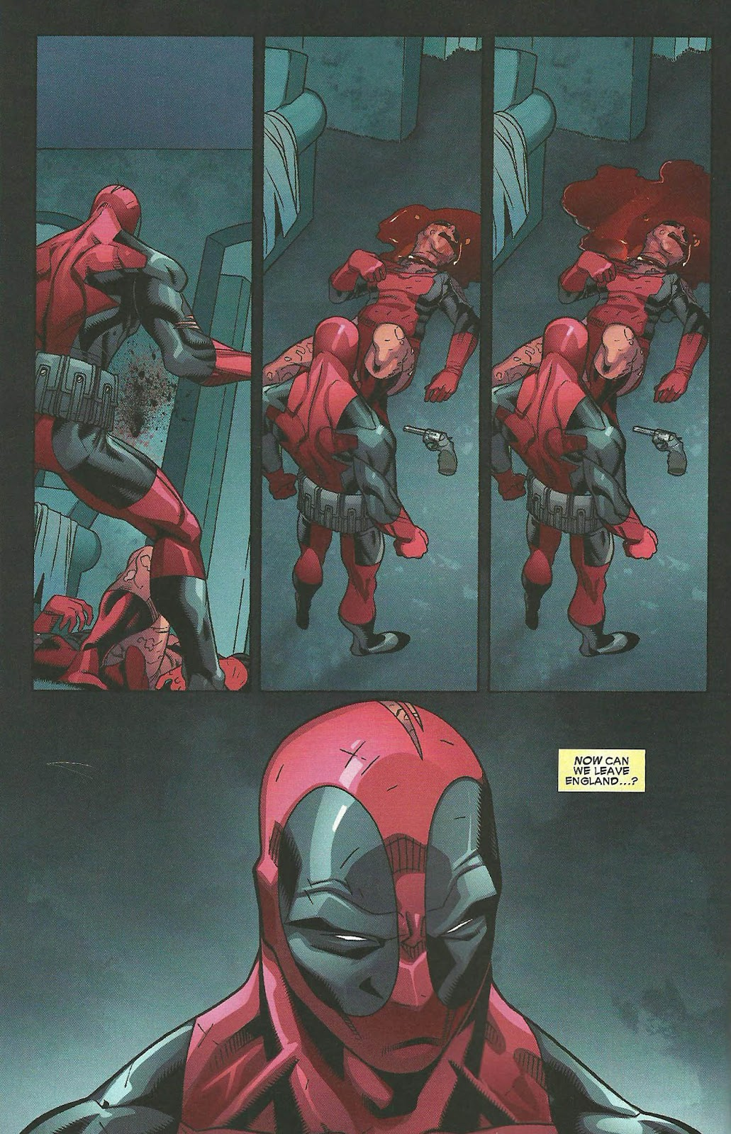 Read online Deadpool (2008) comic -  Issue #44 - 21