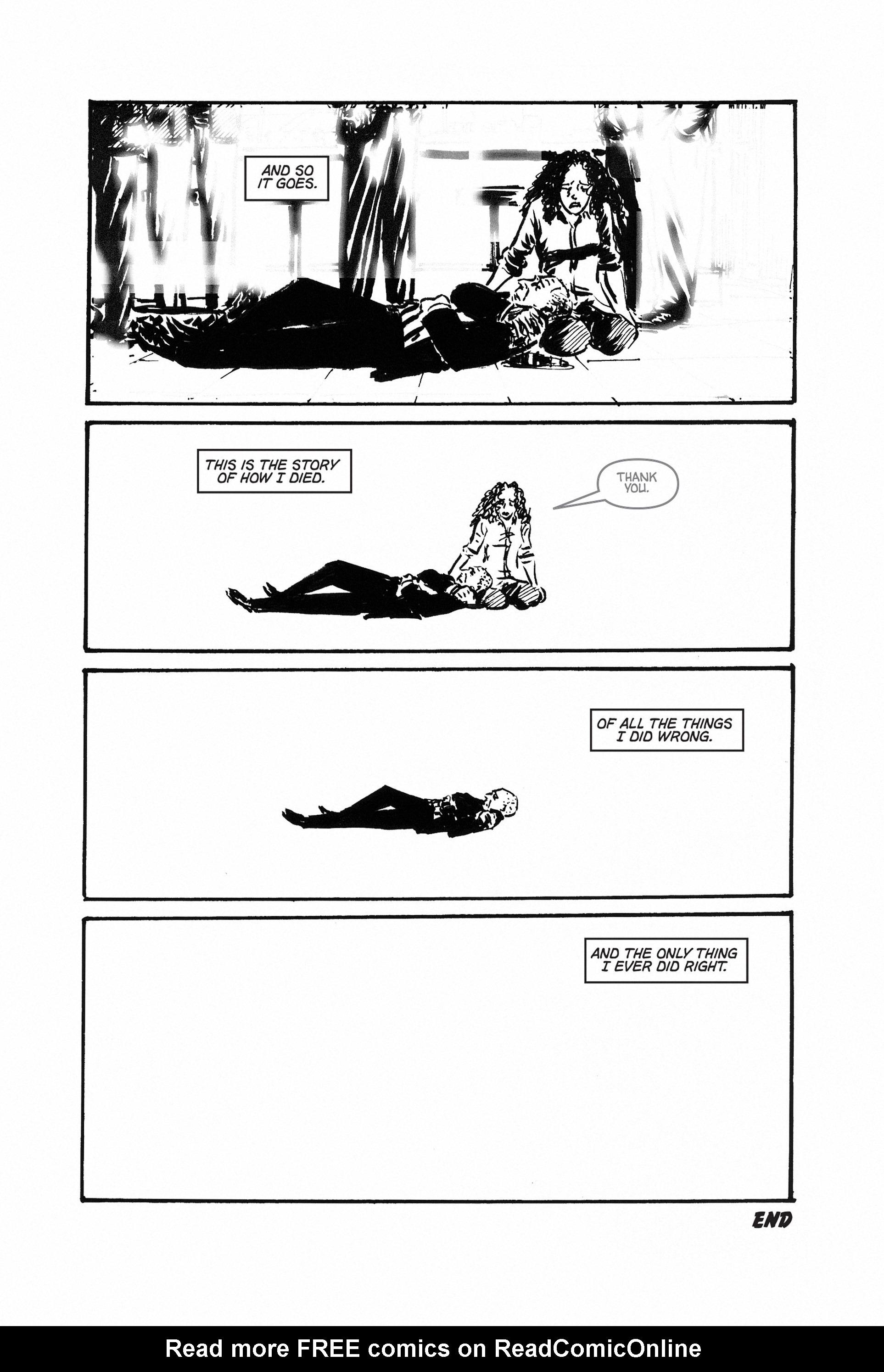 Read online Tumor comic -  Issue # TPB - 209