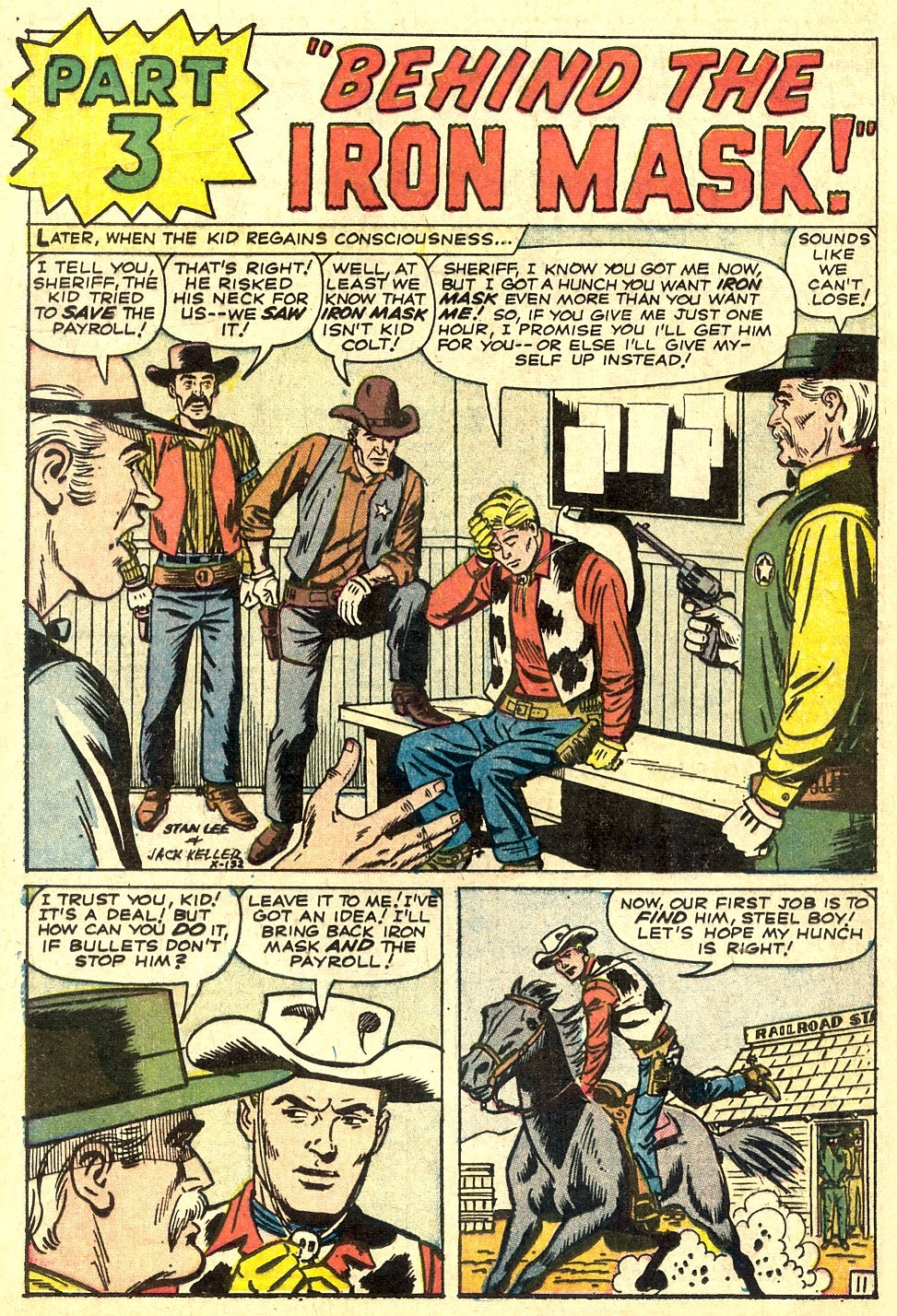 Kid Colt Outlaw issue 110 - Page 16