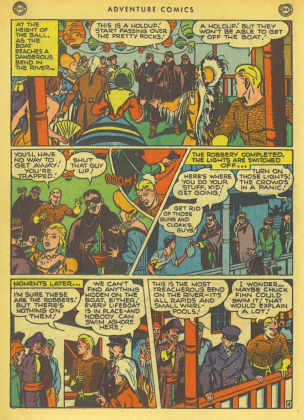 Read online Adventure Comics (1938) comic -  Issue #136 - 30