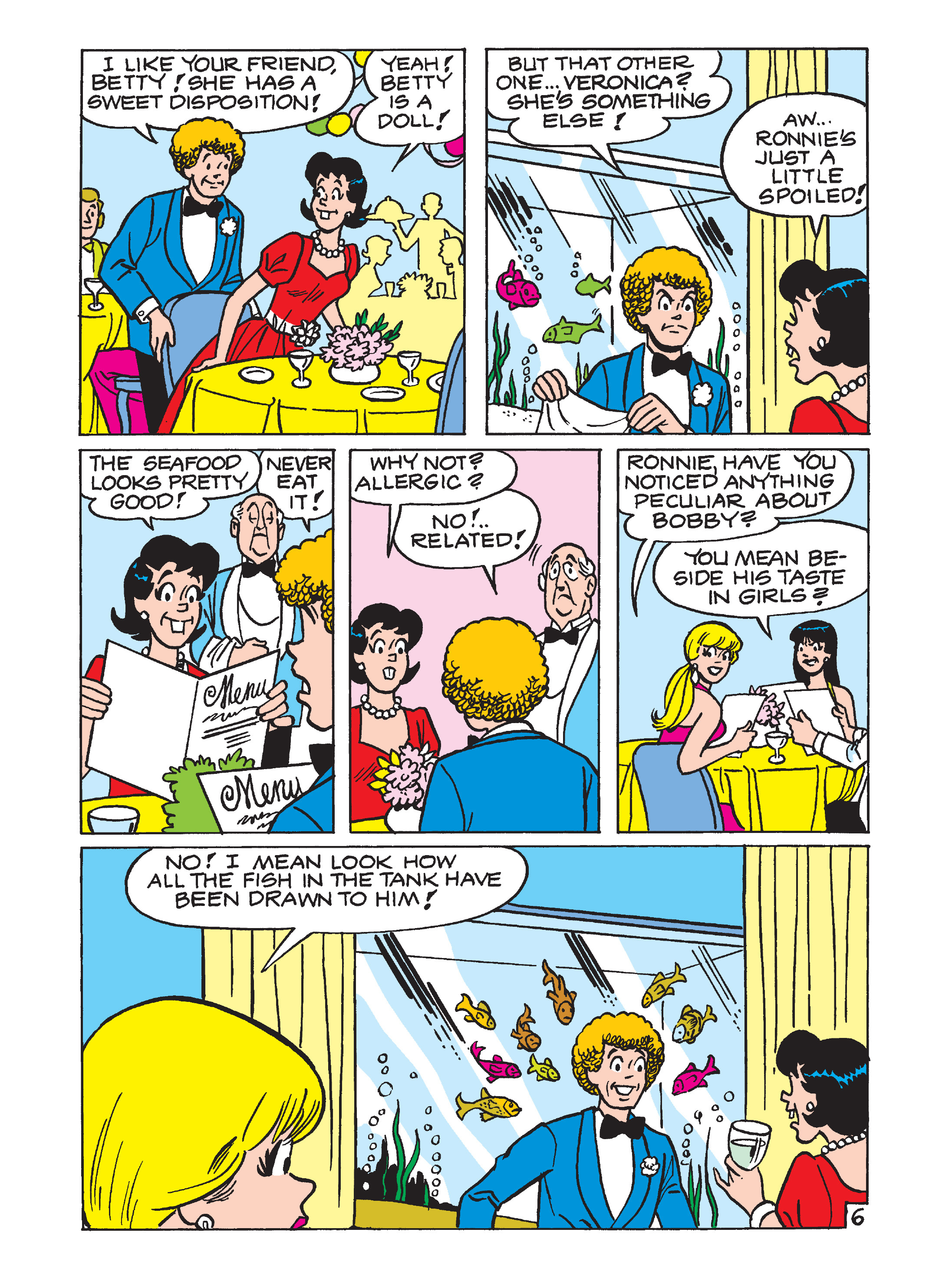 Read online Archie 75th Anniversary Digest comic -  Issue #5 - 143