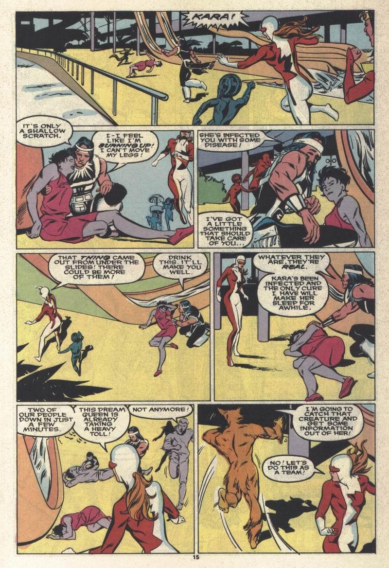 Read online Alpha Flight (1983) comic -  Issue #69 - 17