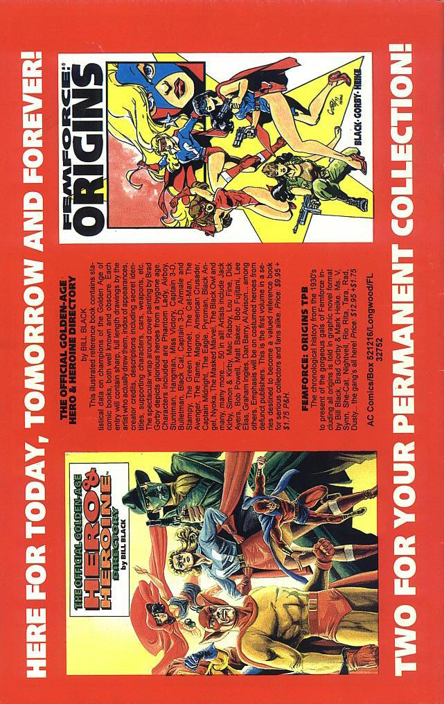 Read online Golden-Age Men of Mystery comic -  Issue #6 - 51