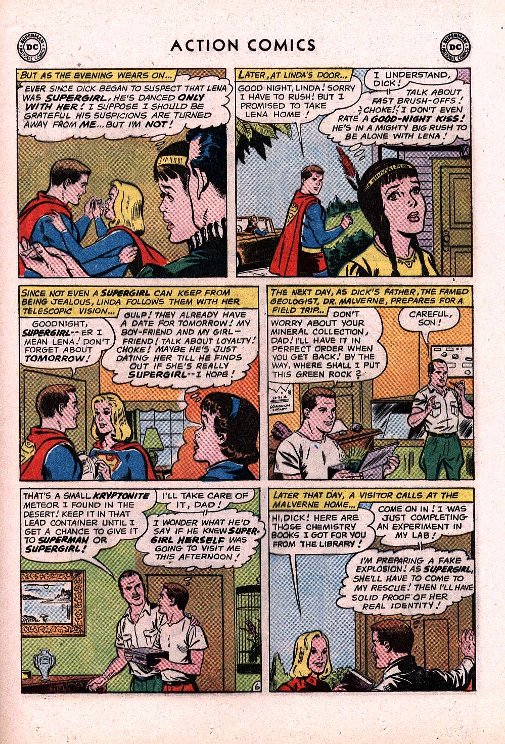 Read online Action Comics (1938) comic -  Issue #296 - 25
