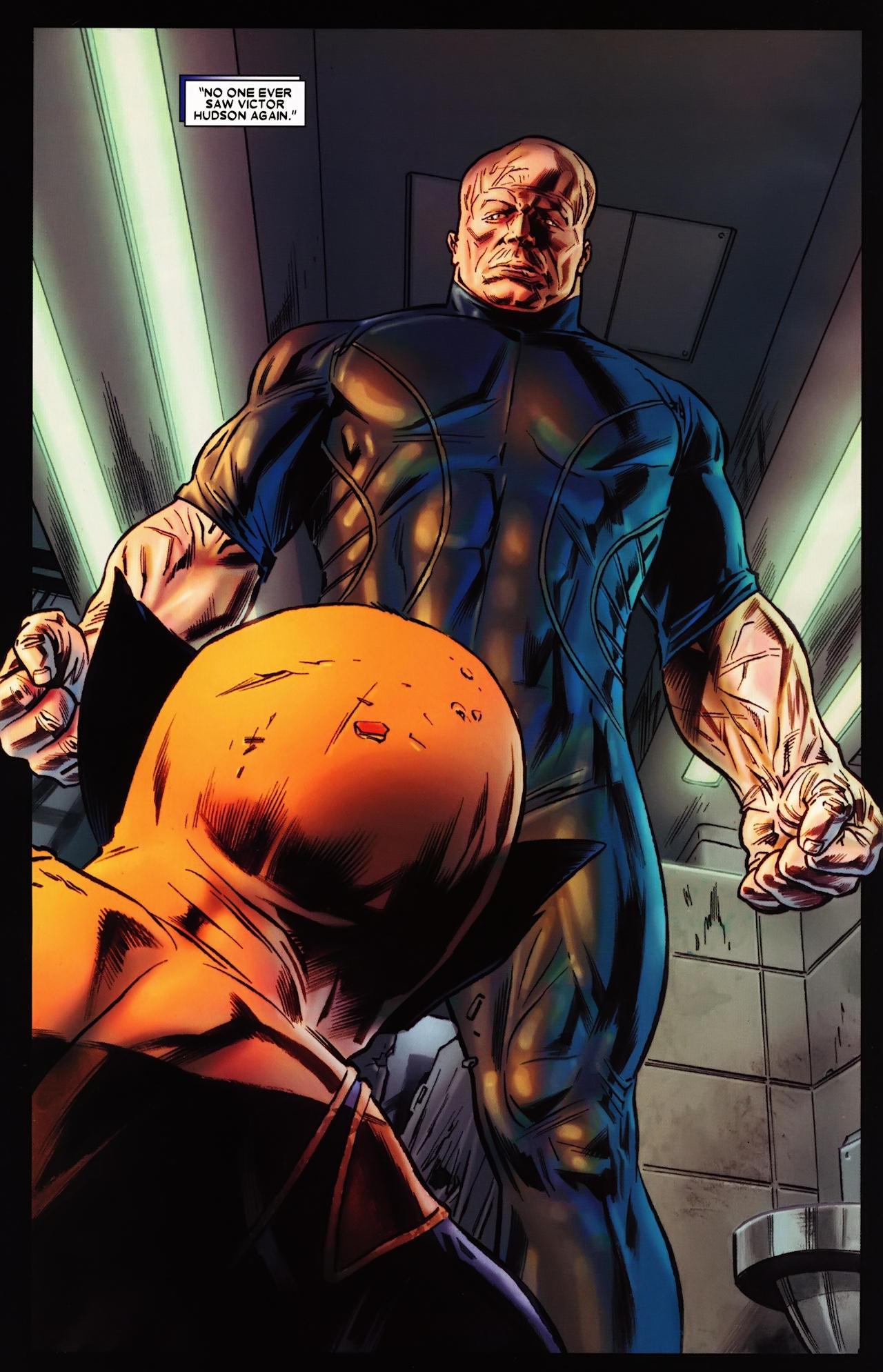Read online Wolverine: Origins comic -  Issue #35 - 21