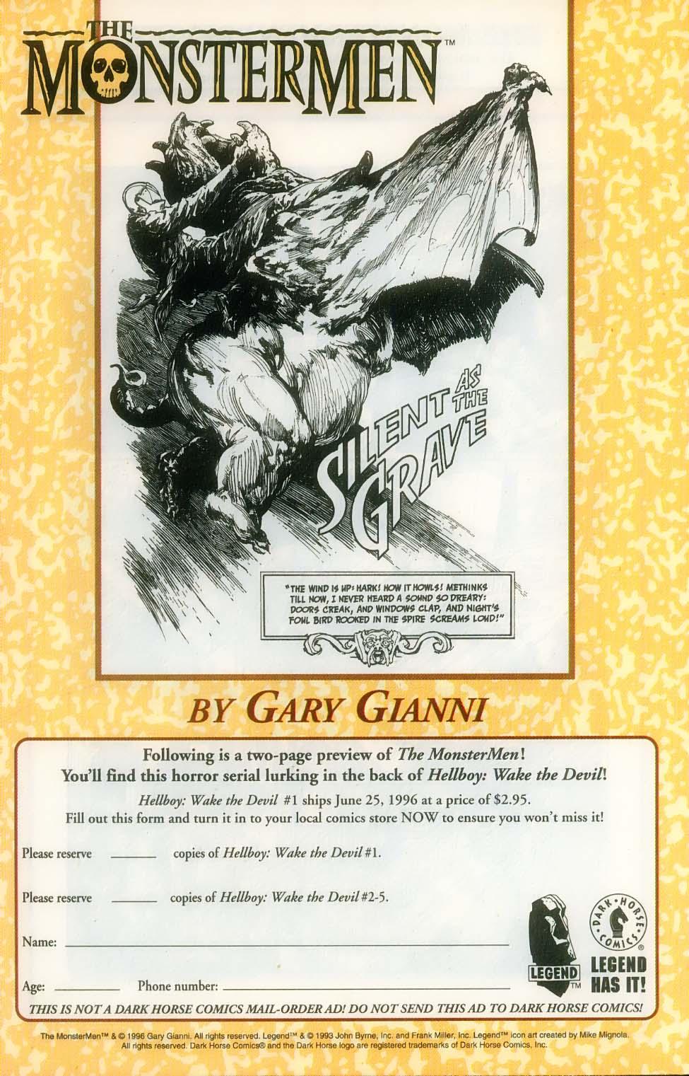 Godzilla (1995) Issue #11 #12 - English 31