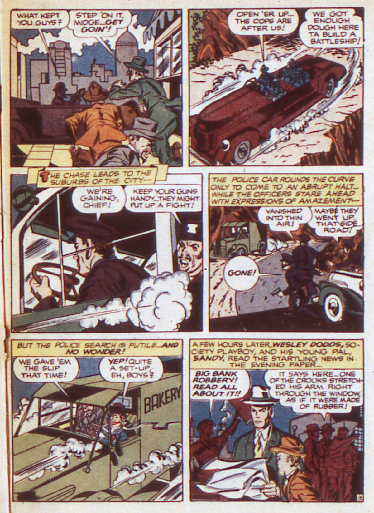 Read online Adventure Comics (1938) comic -  Issue #84 - 5