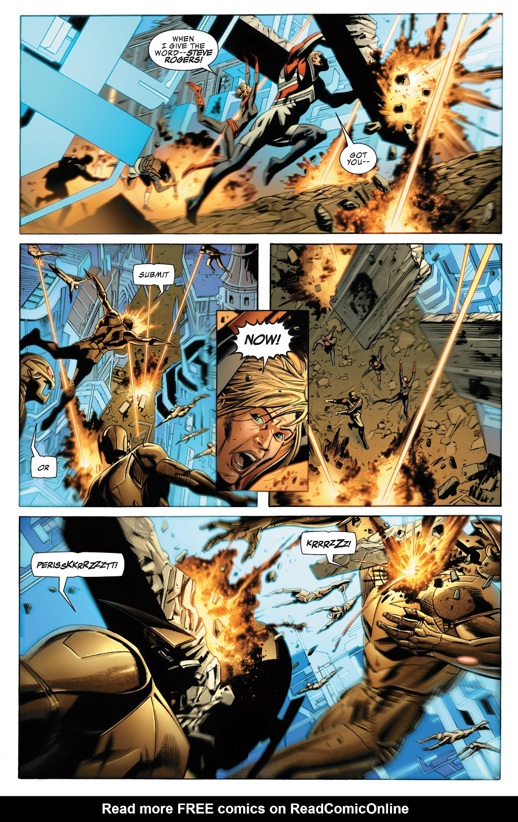 Read online Age of Ultron Companion comic -  Issue # TPB (Part 1) - 38