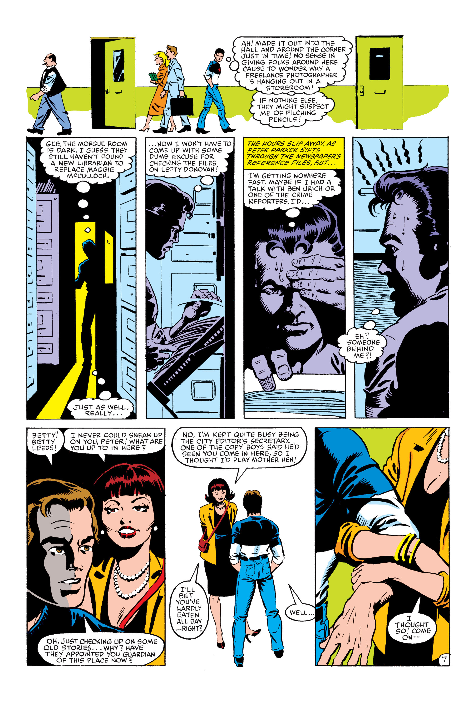 The Amazing Spider-Man (1963) 245 Page 7