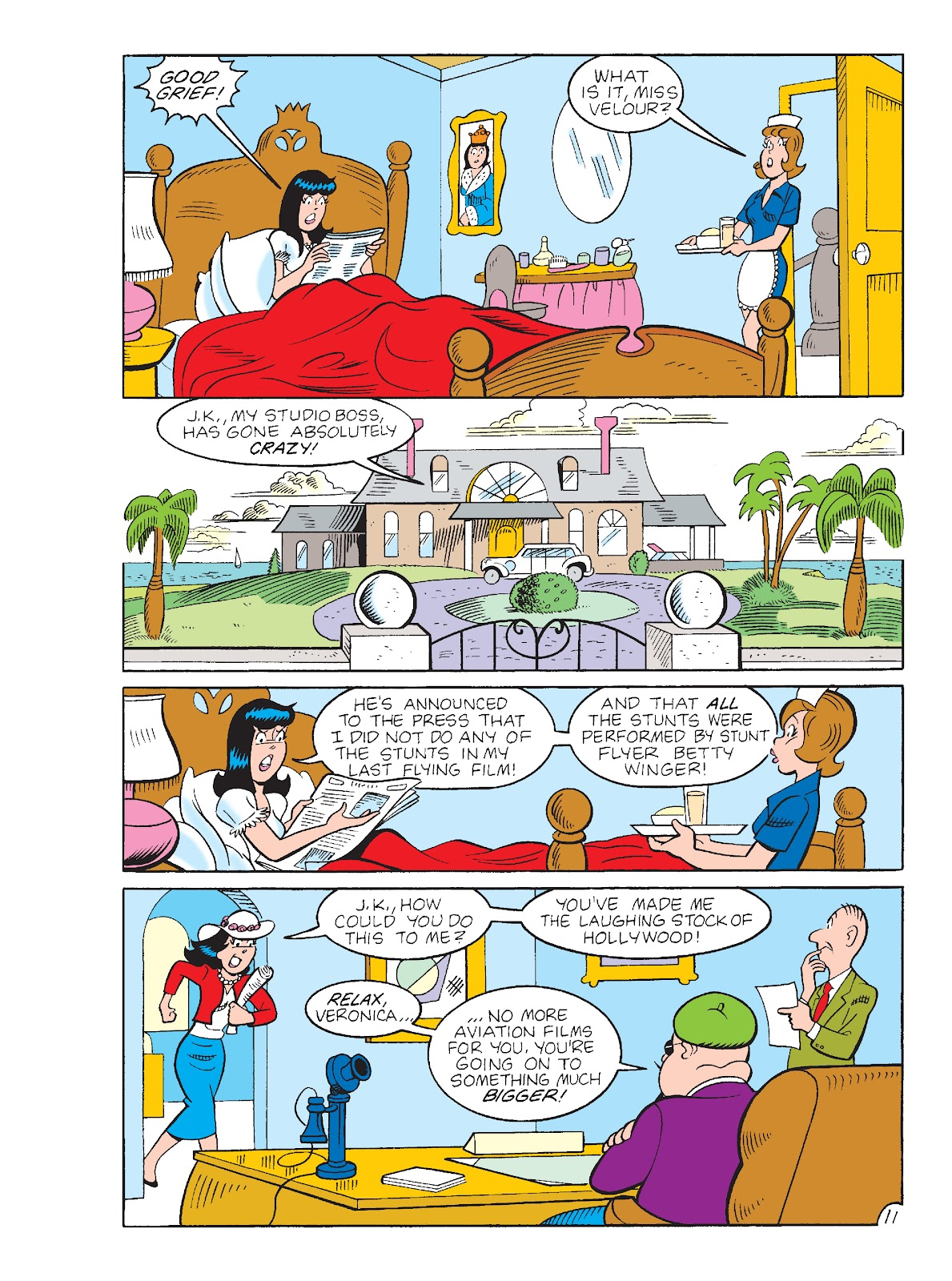 Betty and Veronica Double Digest issue 290 - Page 99