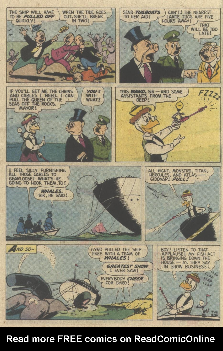 Walt Disney's Comics and Stories issue 529 - Page 24