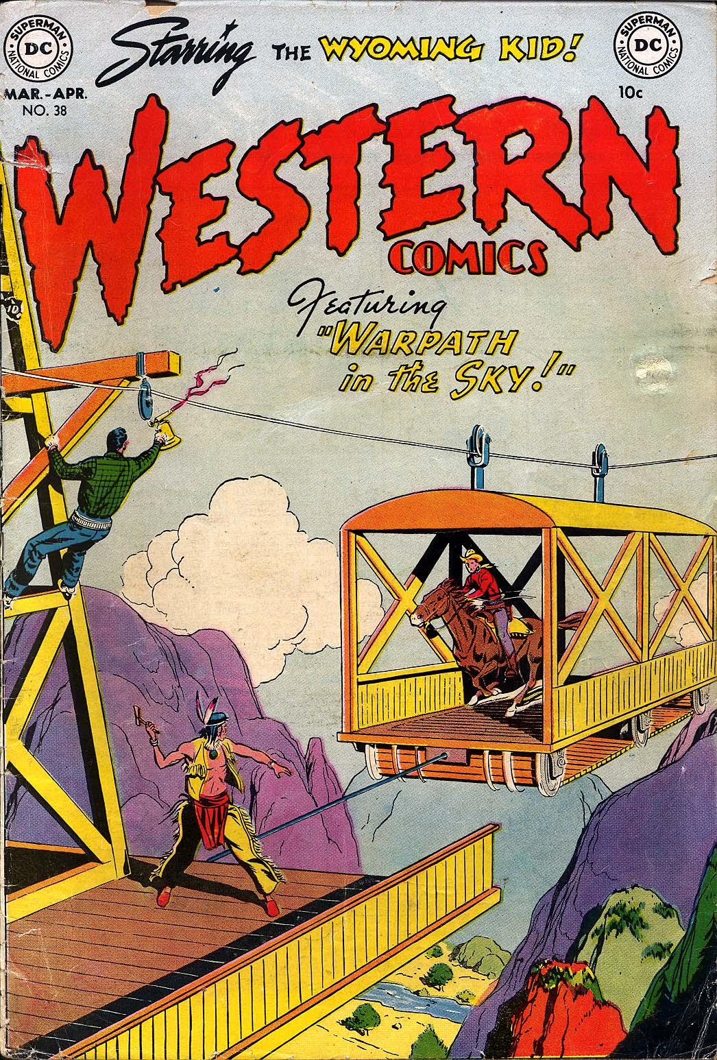Western Comics 38 Page 1