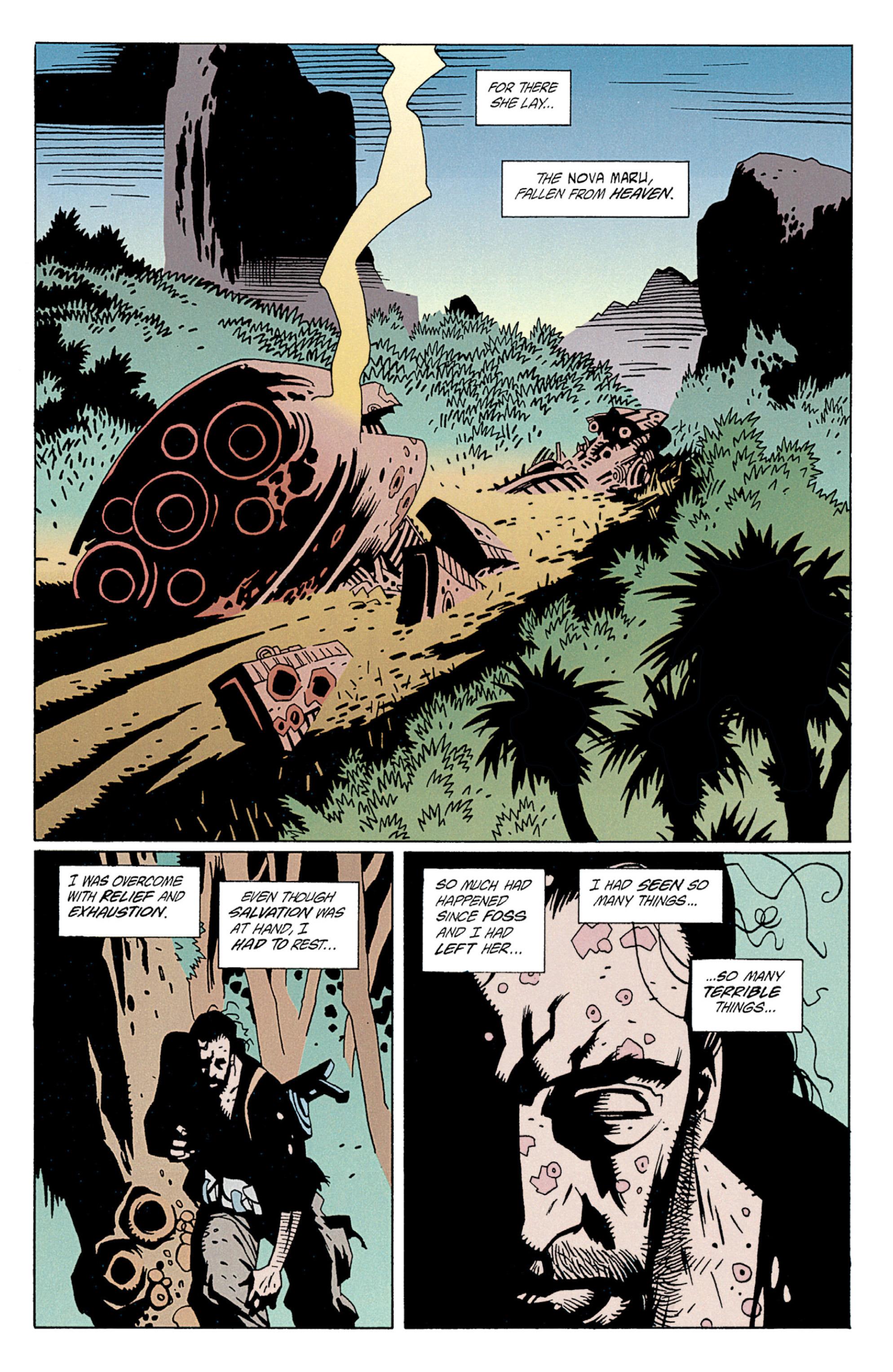 Read online Aliens: Salvation comic -  Issue # TPB - 26