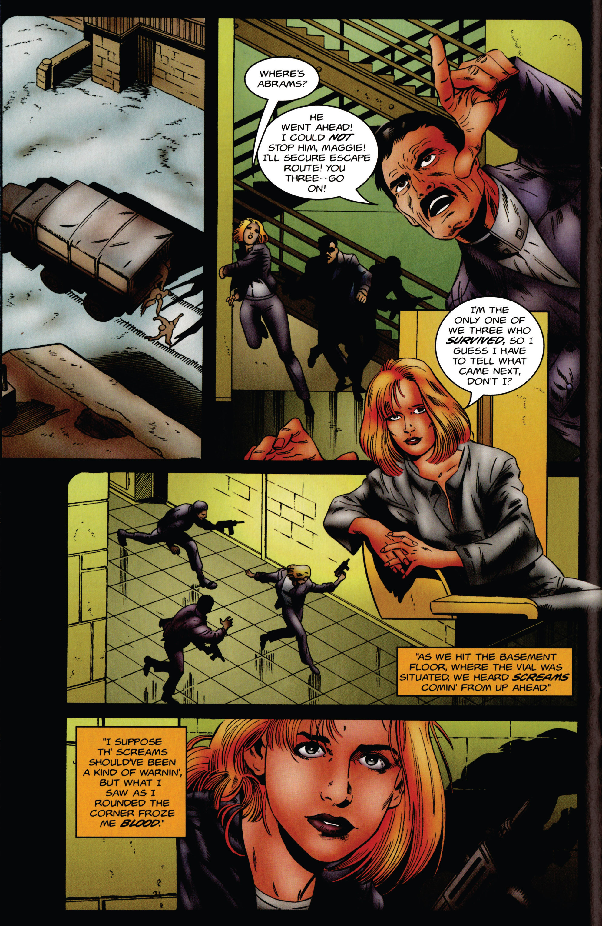 Read online Eternal Warrior (1992) comic -  Issue #49 - 10