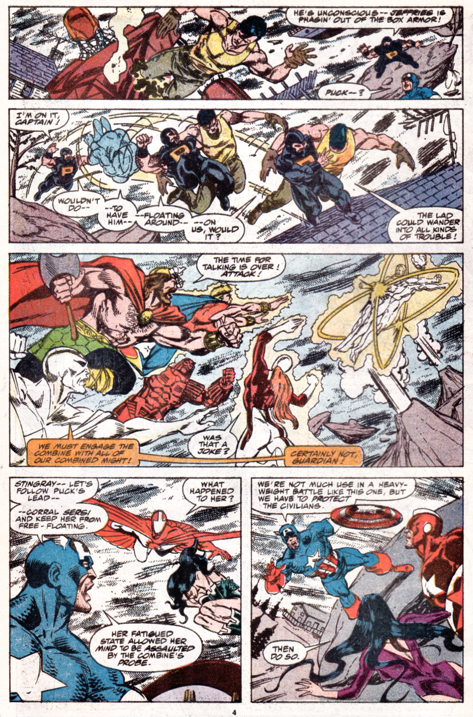 The Avengers (1963) 324 Page 3