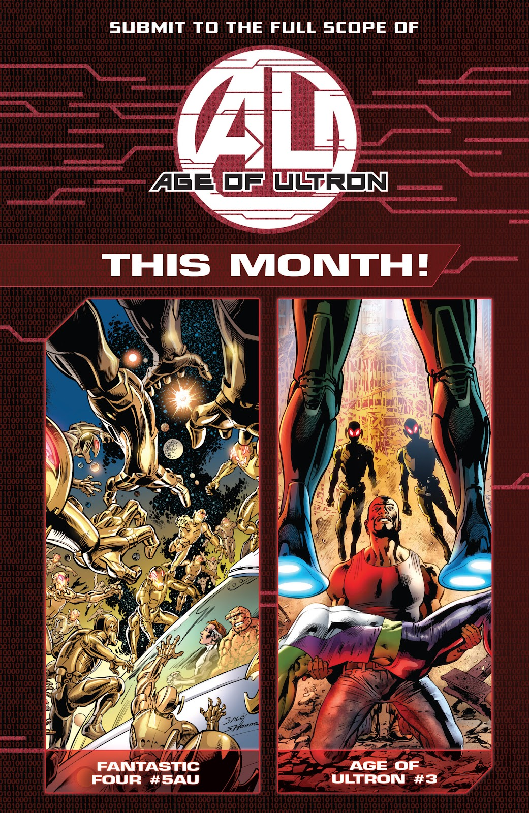 Read online Age of Ultron Companion comic -  Issue # TPB (Part 1) - 92