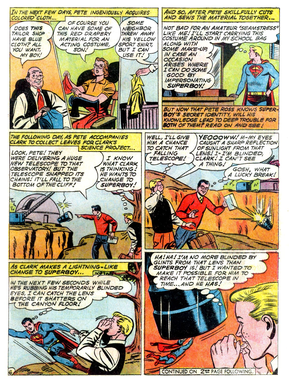 Read online Adventure Comics (1938) comic -  Issue #343 - 29