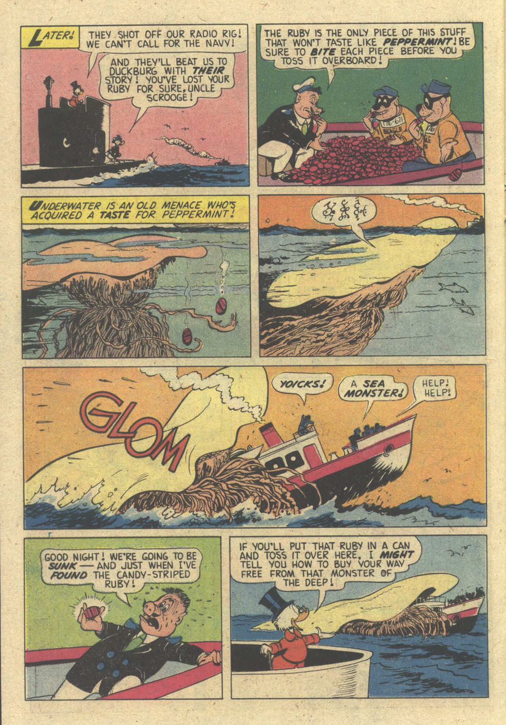 Read online Uncle Scrooge (1953) comic -  Issue #174 - 26