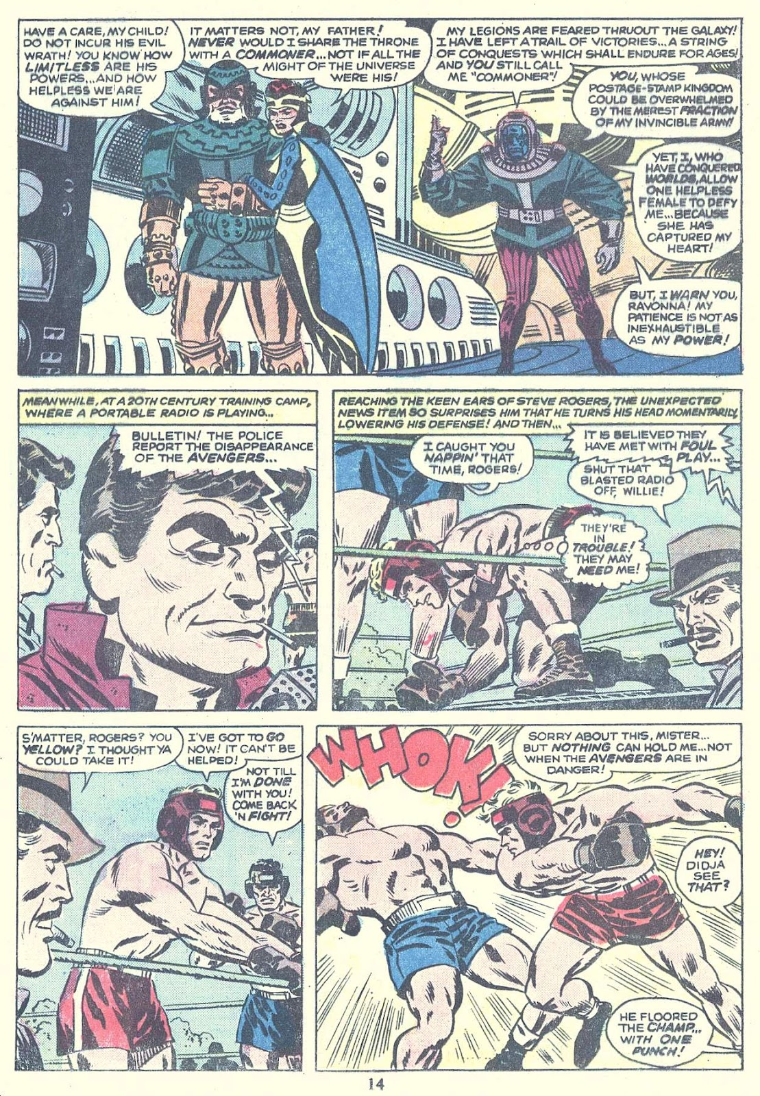 Marvel Triple Action (1972) issue 17 - Page 15