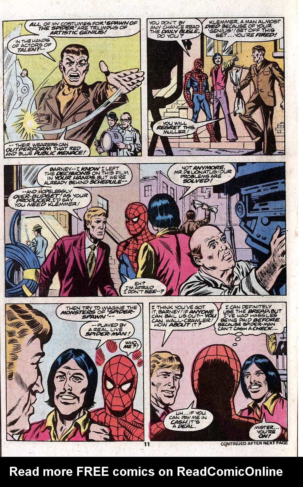 The Amazing Spider-Man (1963) _Annual_11 Page 12