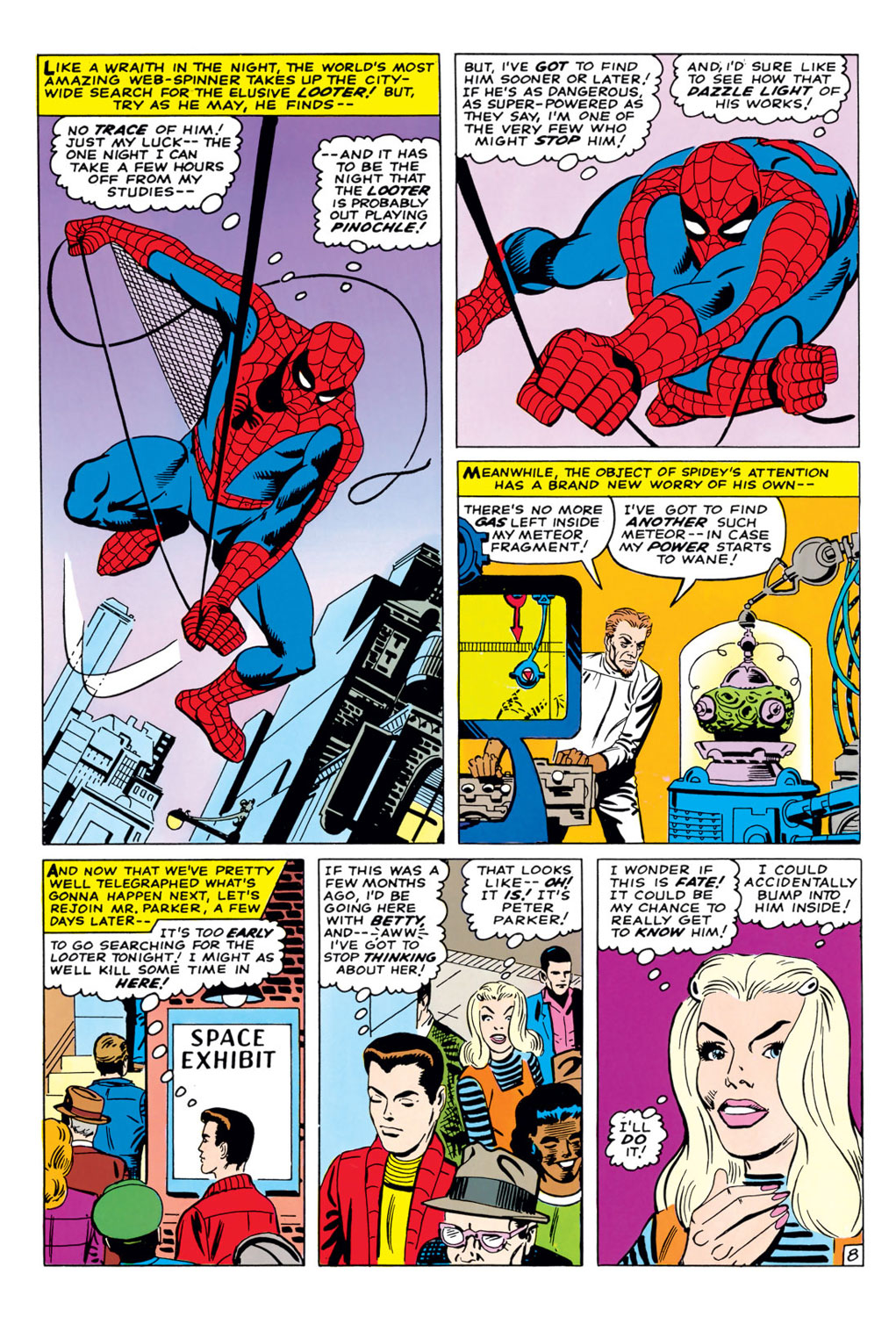 The Amazing Spider-Man (1963) 36 Page 8