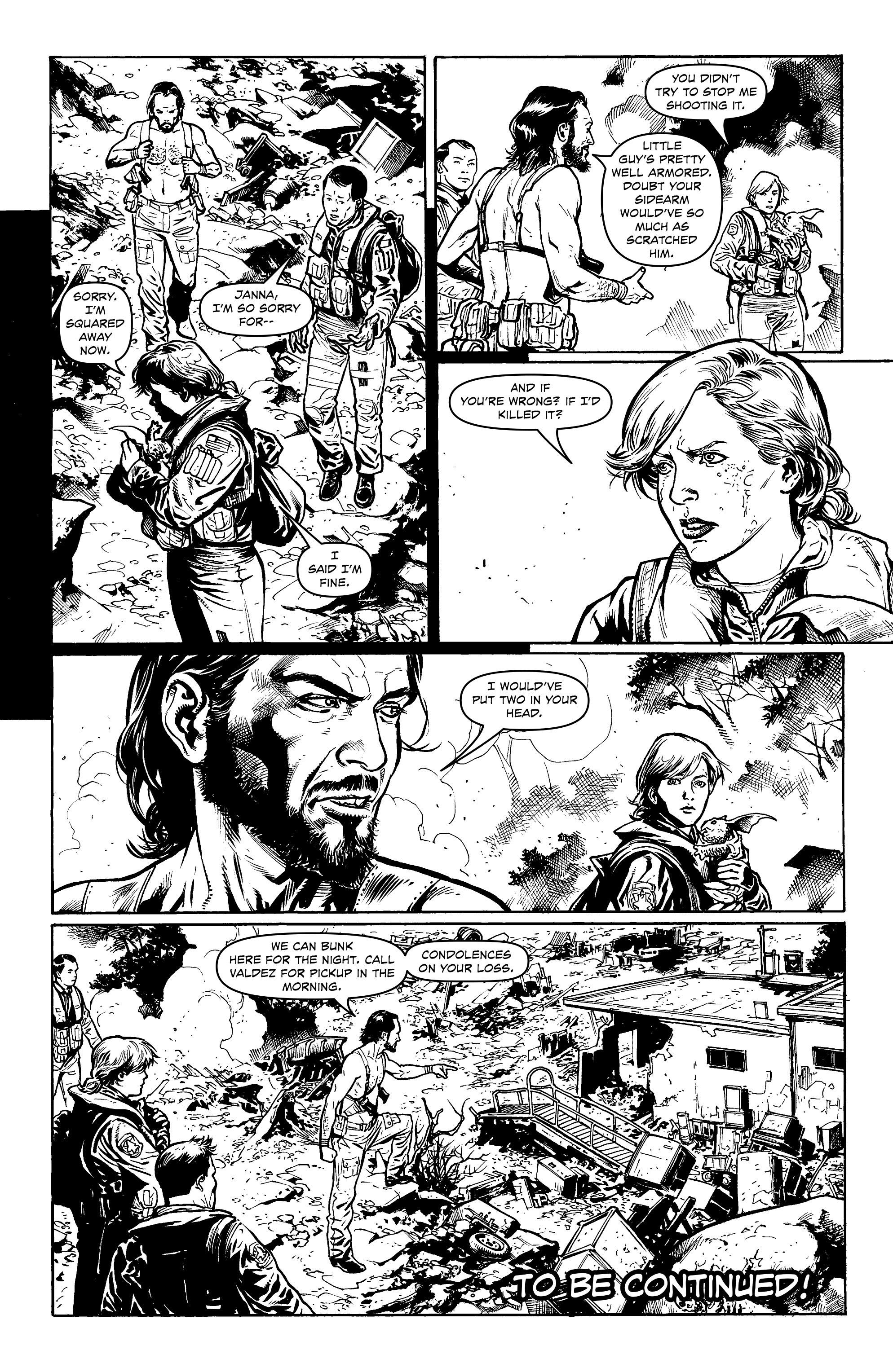 Read online Alan Moore's Cinema Purgatorio comic -  Issue #9 - 50