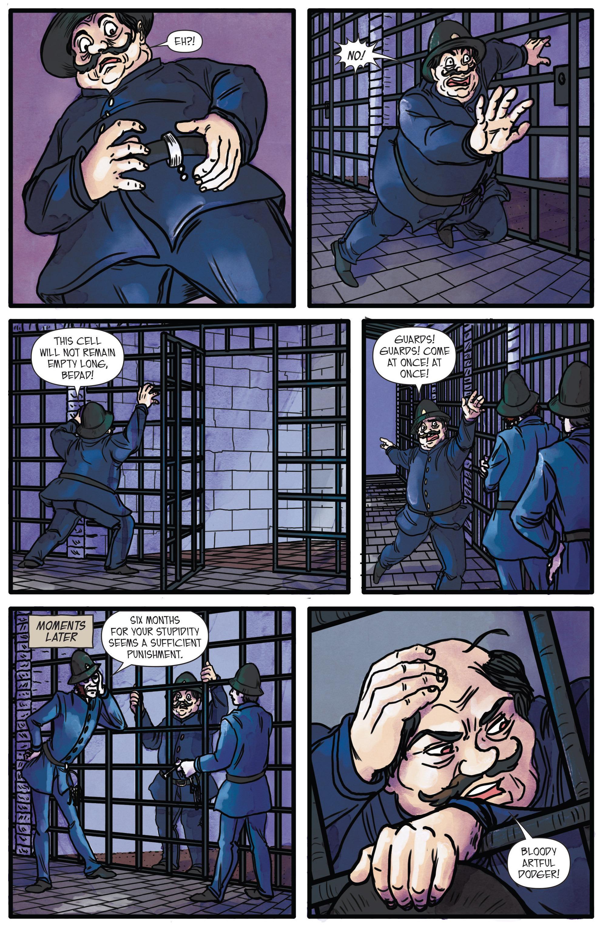 Read online Artful comic -  Issue #1 - 9