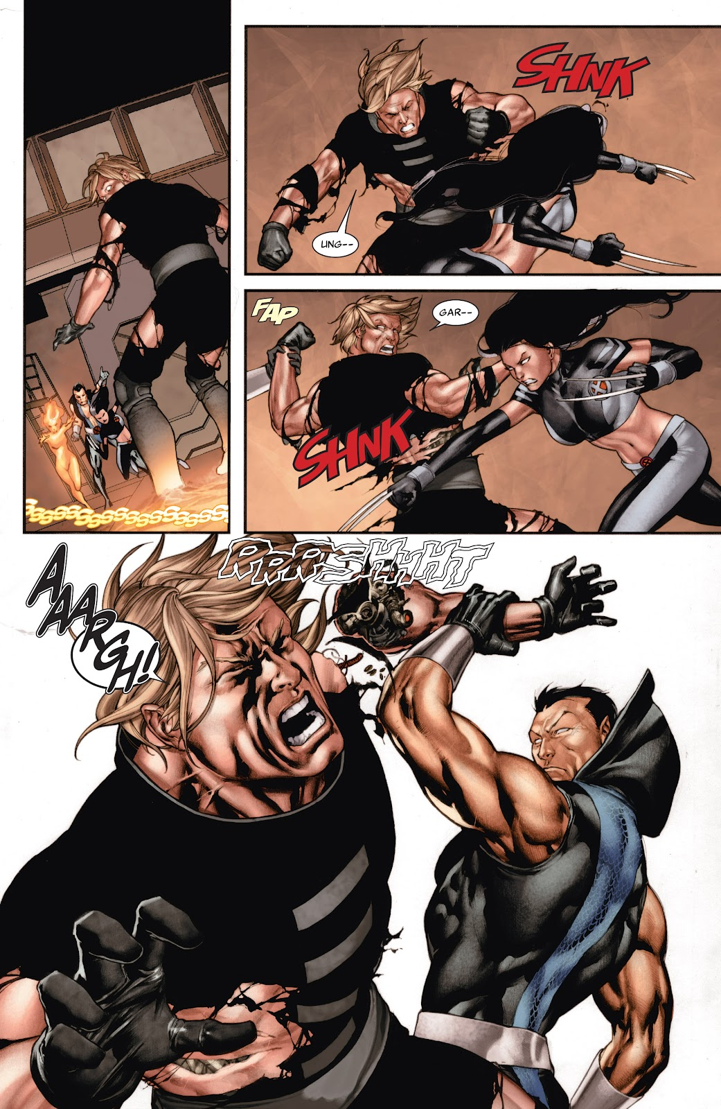 Read online X-Men: Second Coming comic -  Issue # _TPB (Part 2) - 77