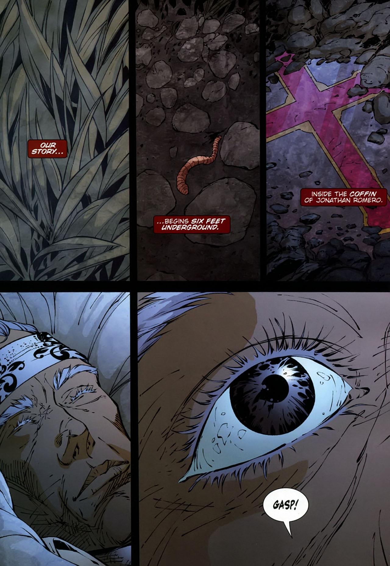 Read online Dead Romeo comic -  Issue #1 - 4