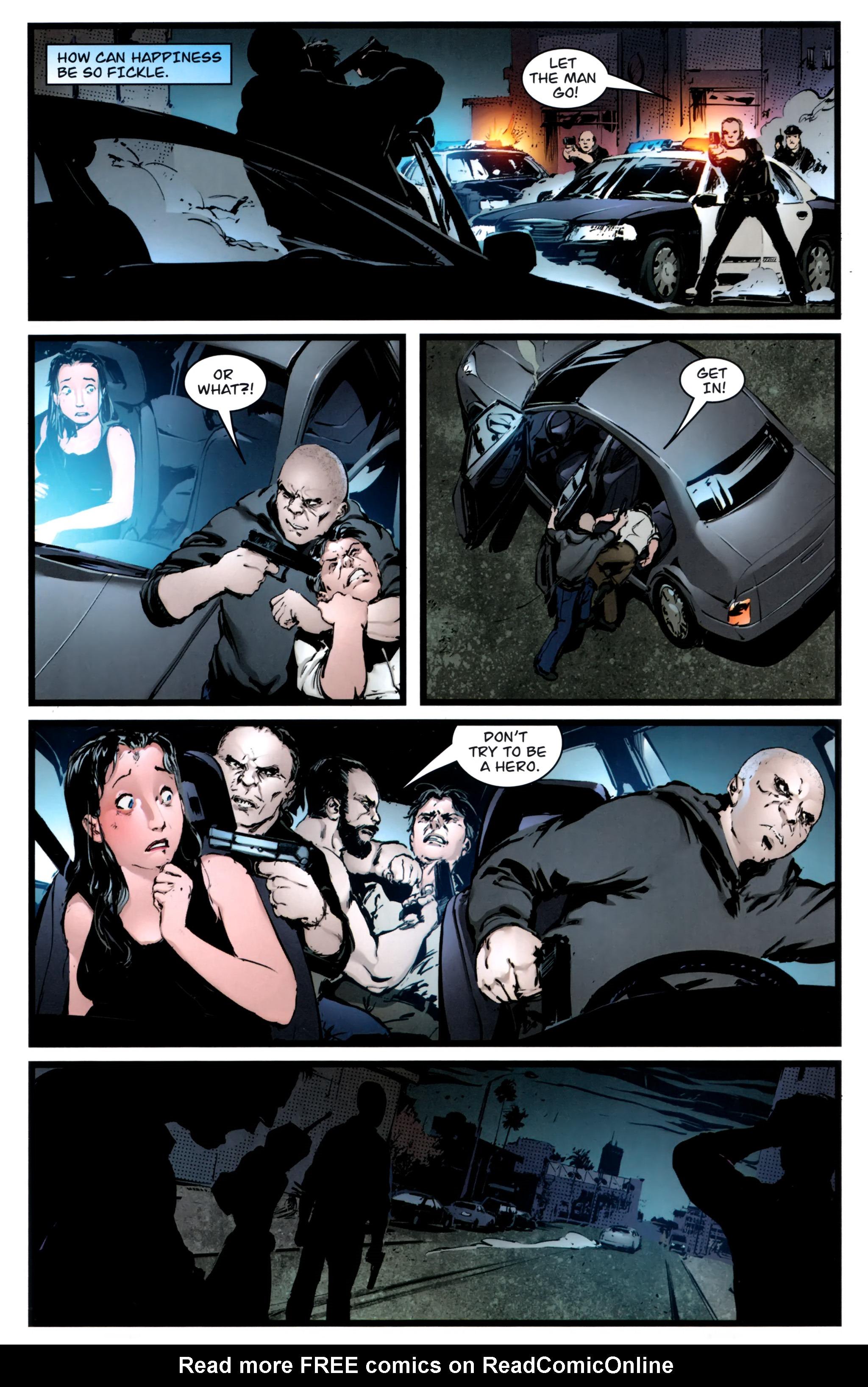 Read online Astria comic -  Issue #1 - 8