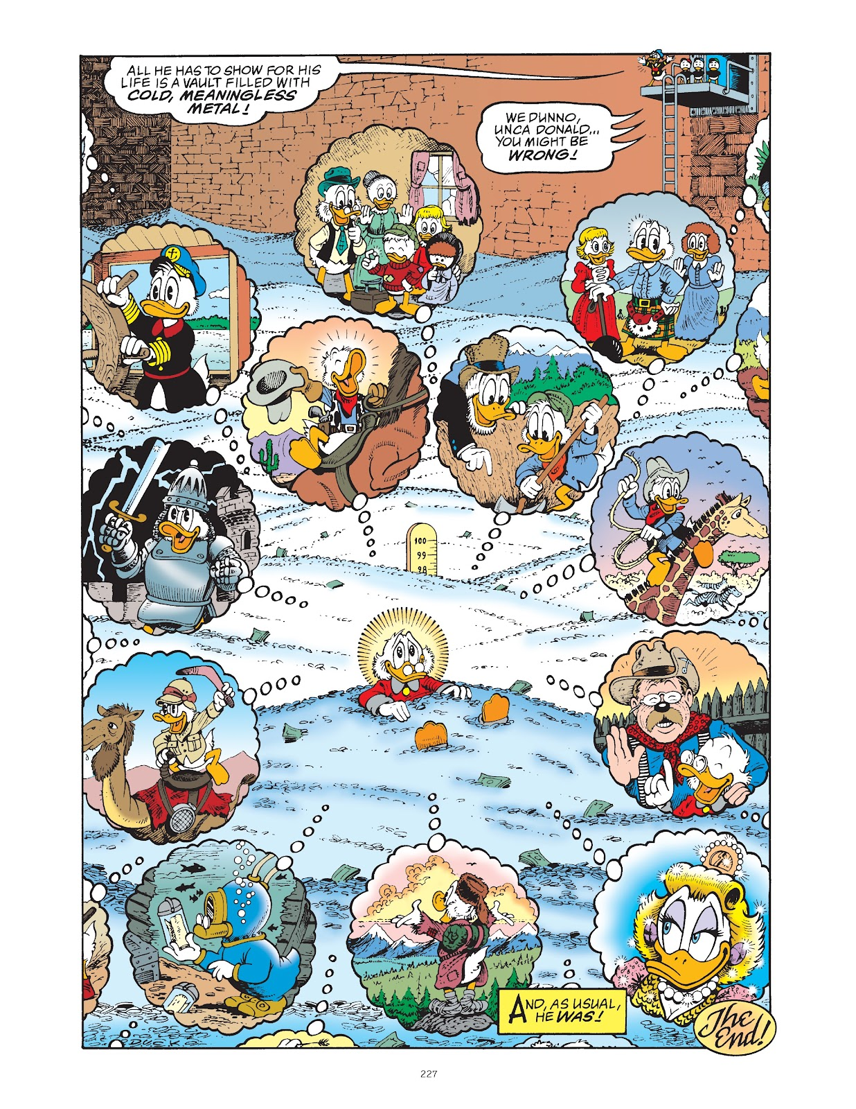 Read online The Complete Life and Times of Scrooge McDuck comic -  Issue # TPB 1 (Part 2) - 120