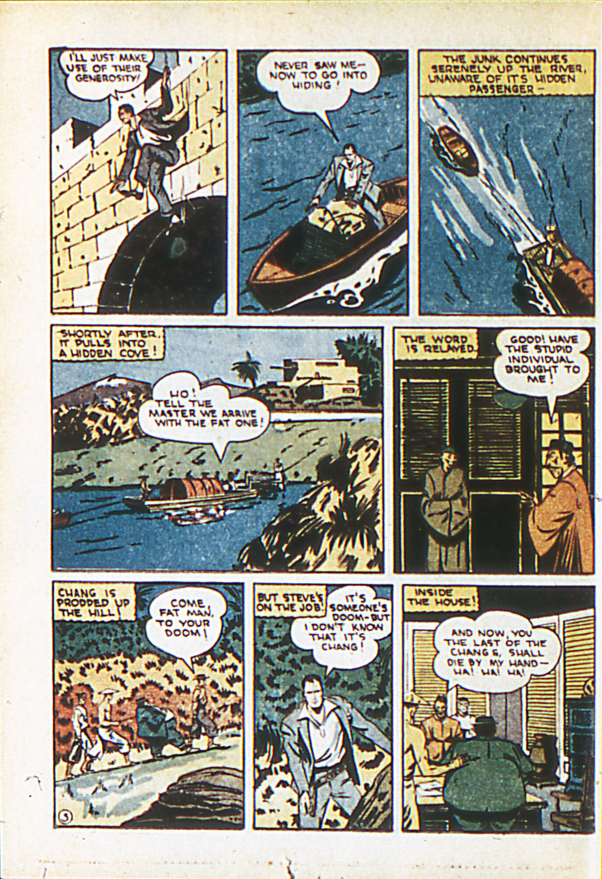 Read online Adventure Comics (1938) comic -  Issue #62 - 29