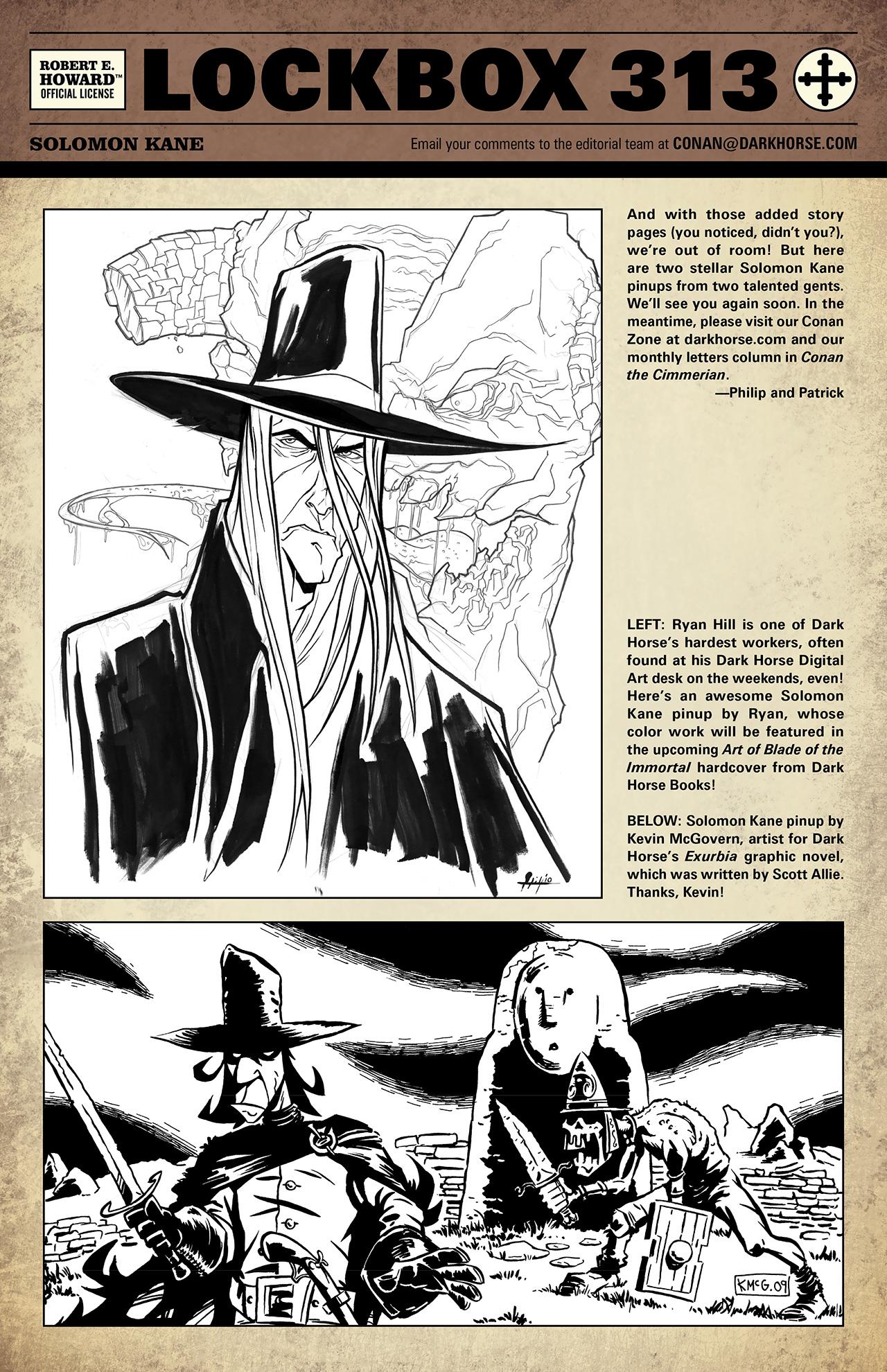 Read online Solomon Kane: Death's Black Riders comic -  Issue #4 - 28