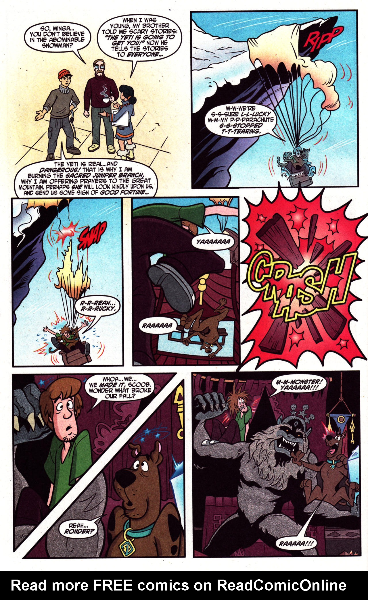 Read online Scooby-Doo (1997) comic -  Issue #124 - 5