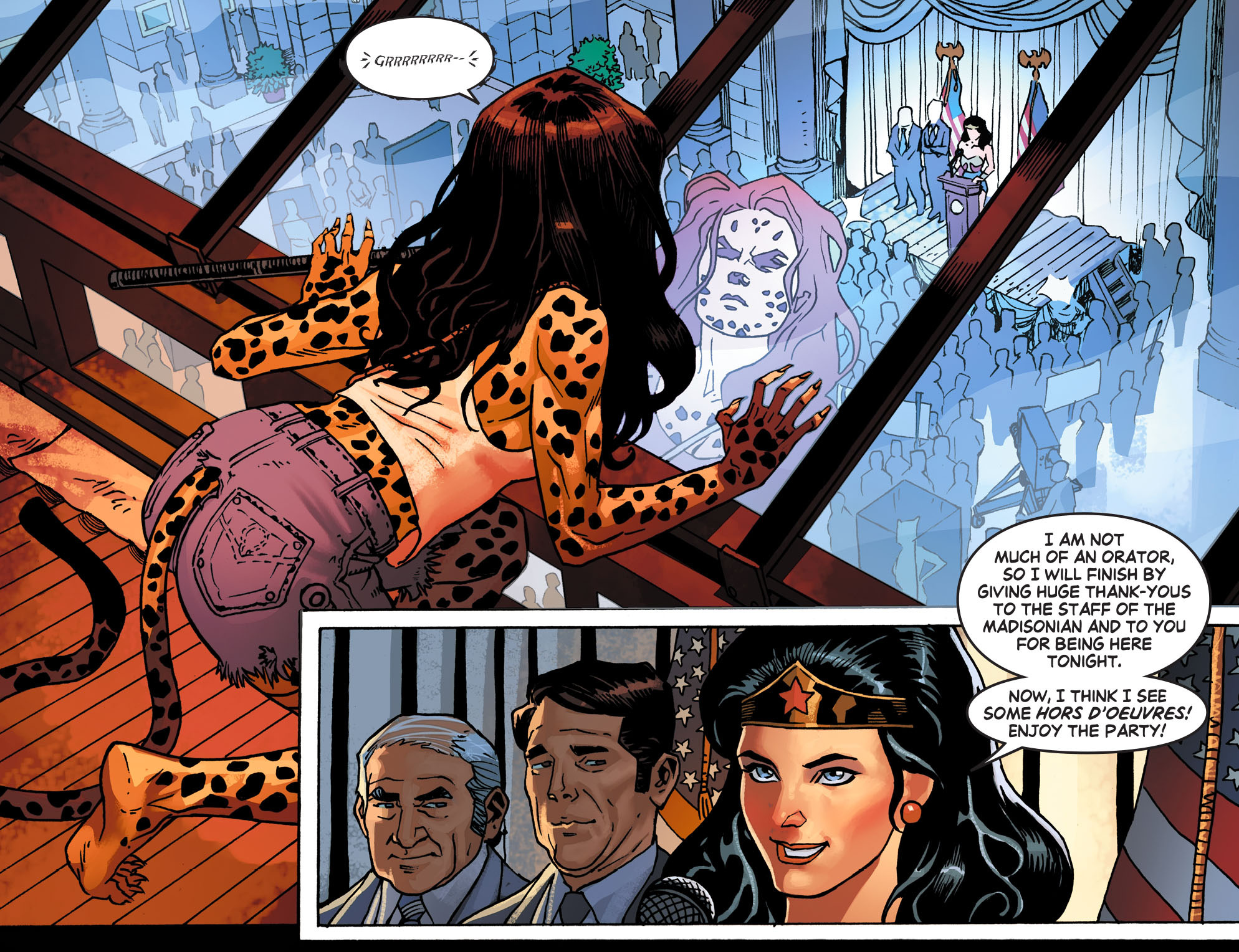 Read online Wonder Woman '77 [I] comic -  Issue #8 - 7