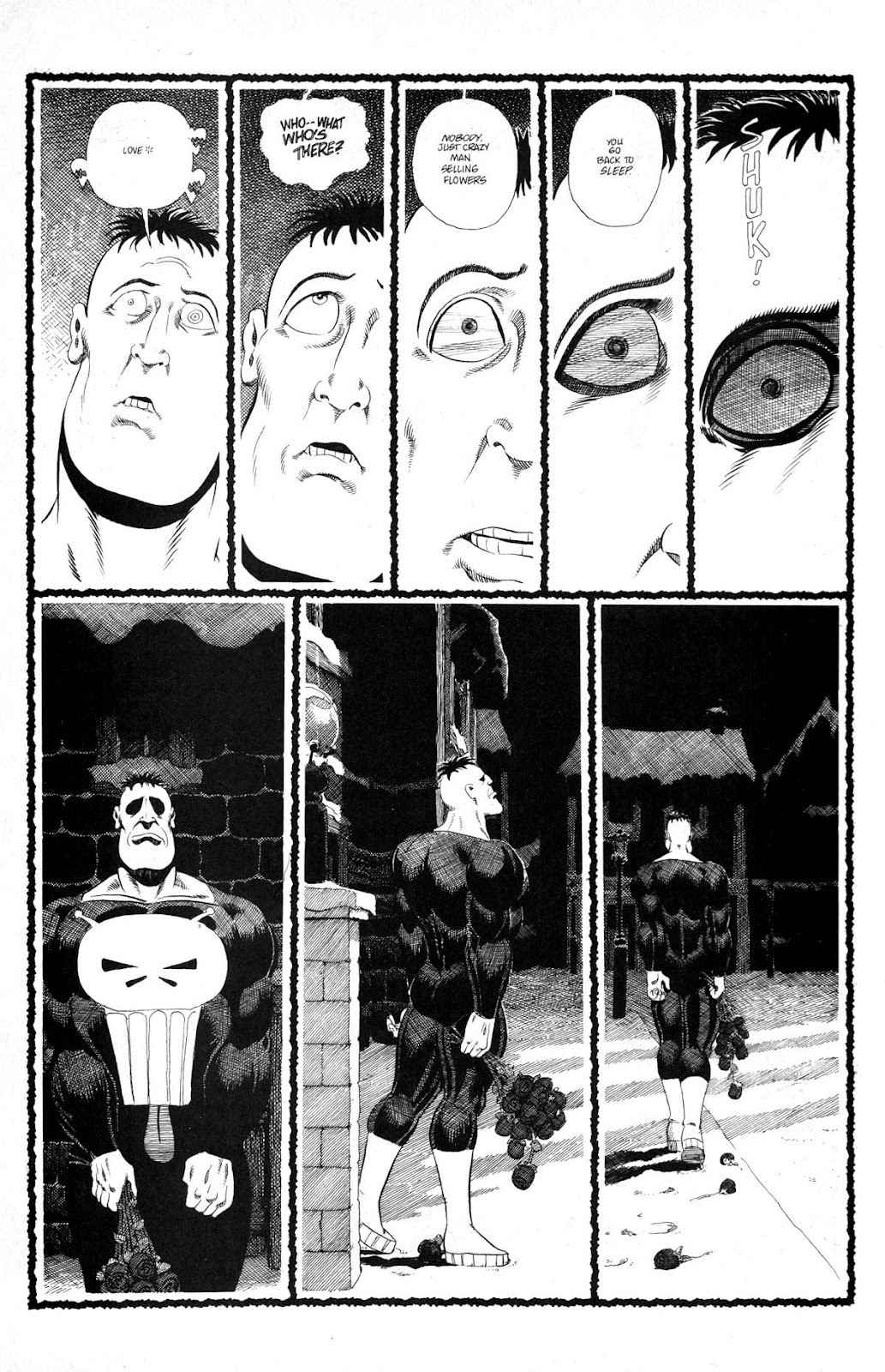 Cerebus Issue #163 #162 - English 9