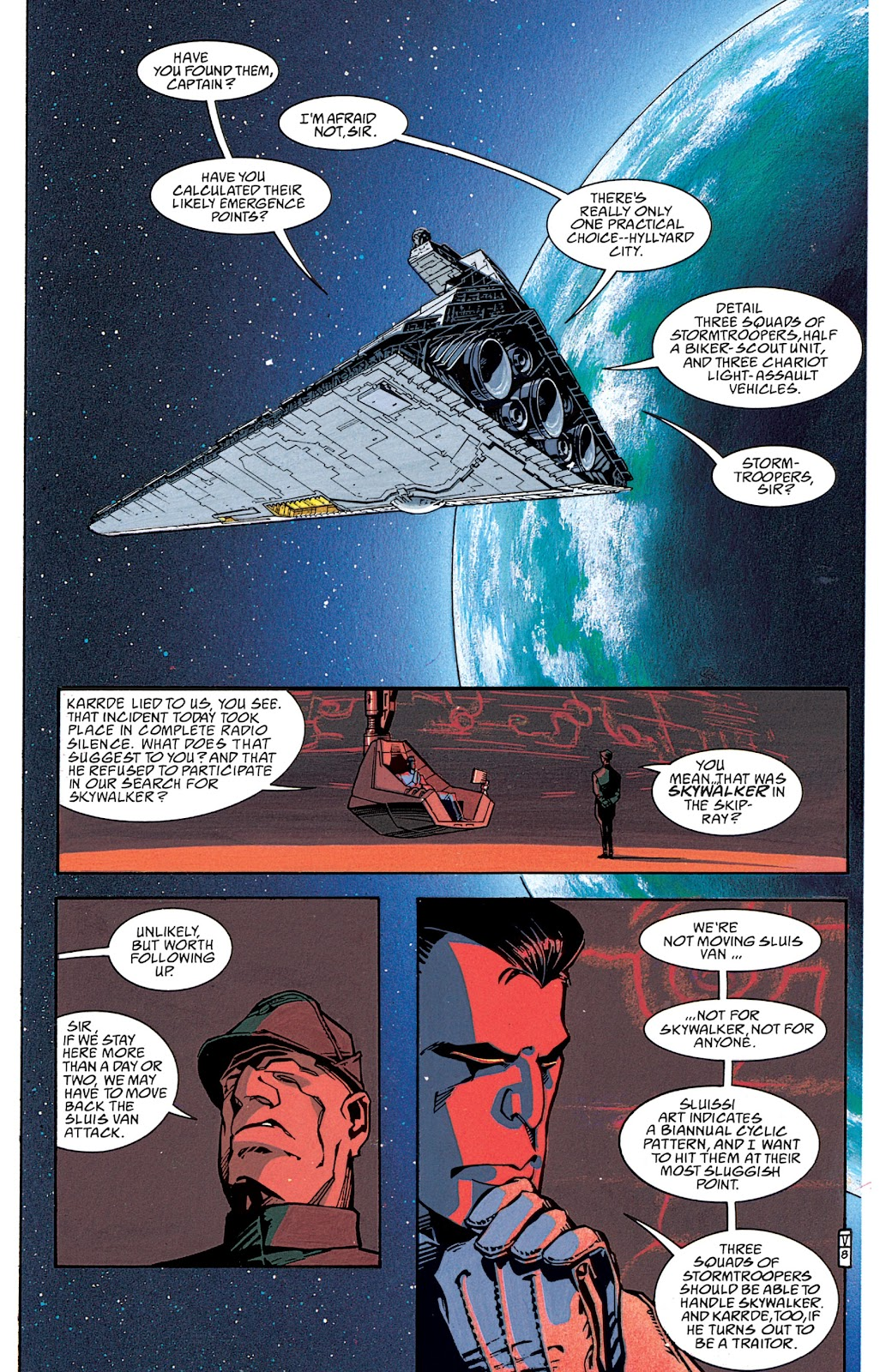 Read online Star Wars Legends: The New Republic - Epic Collection comic -  Issue # TPB 4 (Part 2) - 9