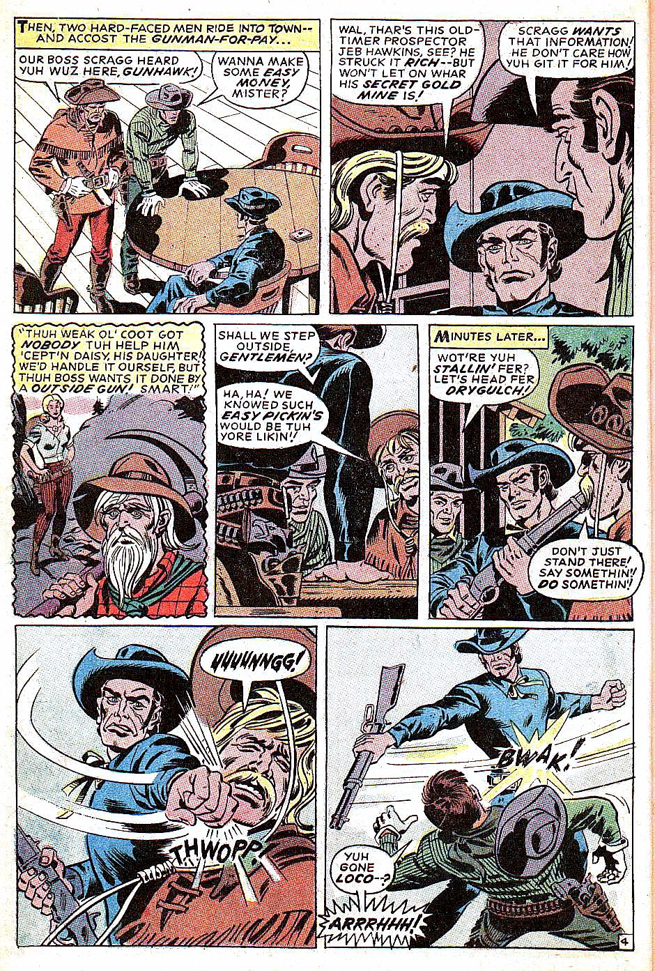 Western Gunfighters issue 1 - Page 5
