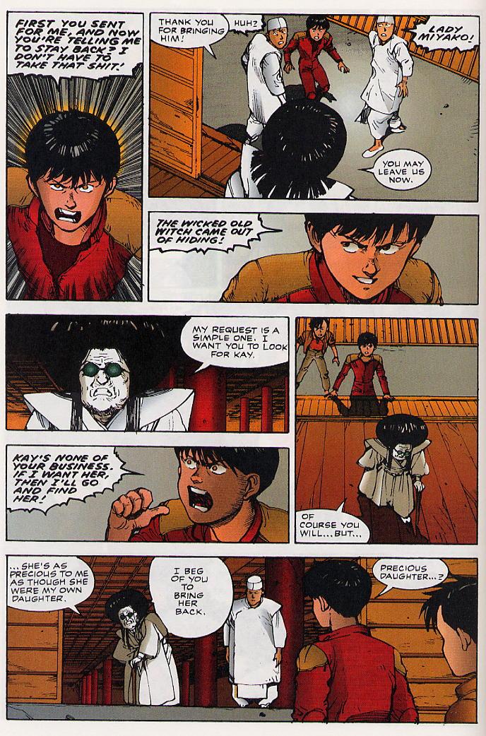 Read online Akira comic -  Issue #25 - 11